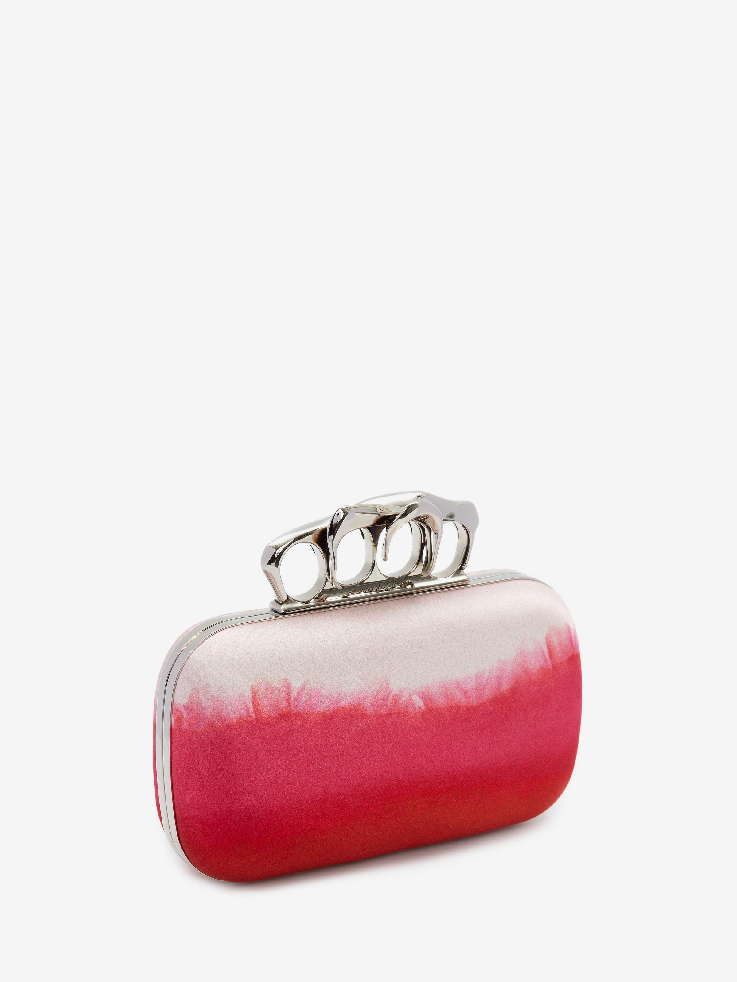 Sculptural Four-Ring Pouch 1
