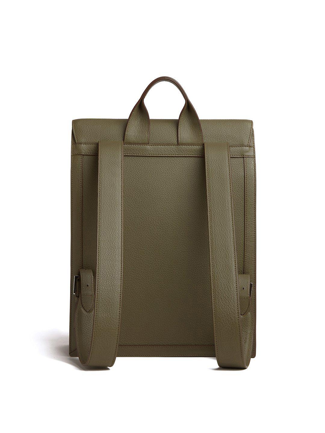 Andy Leather Backpack 2