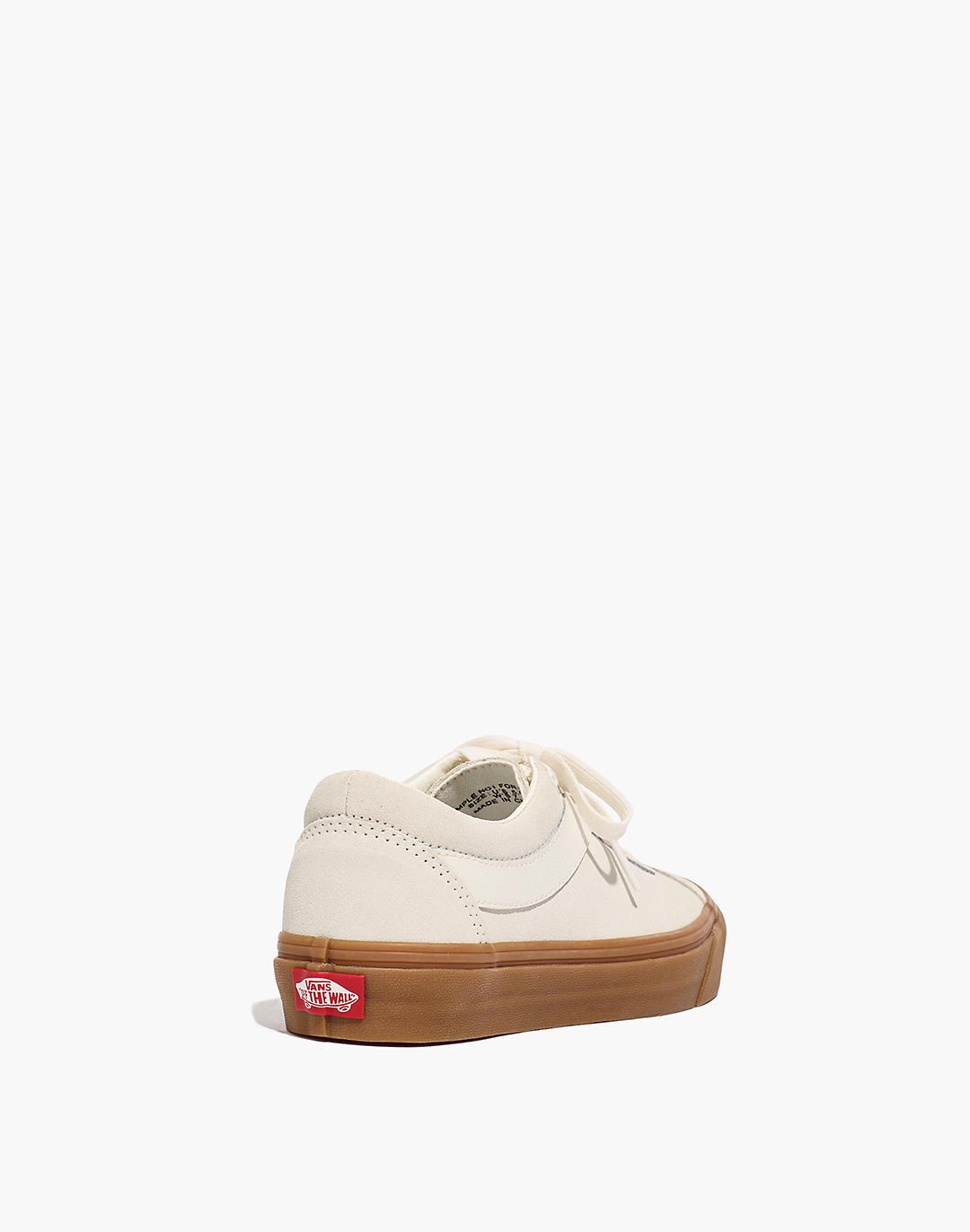 Vans® Unisex Bold NI Lace-Up Sneakers in Suede 2