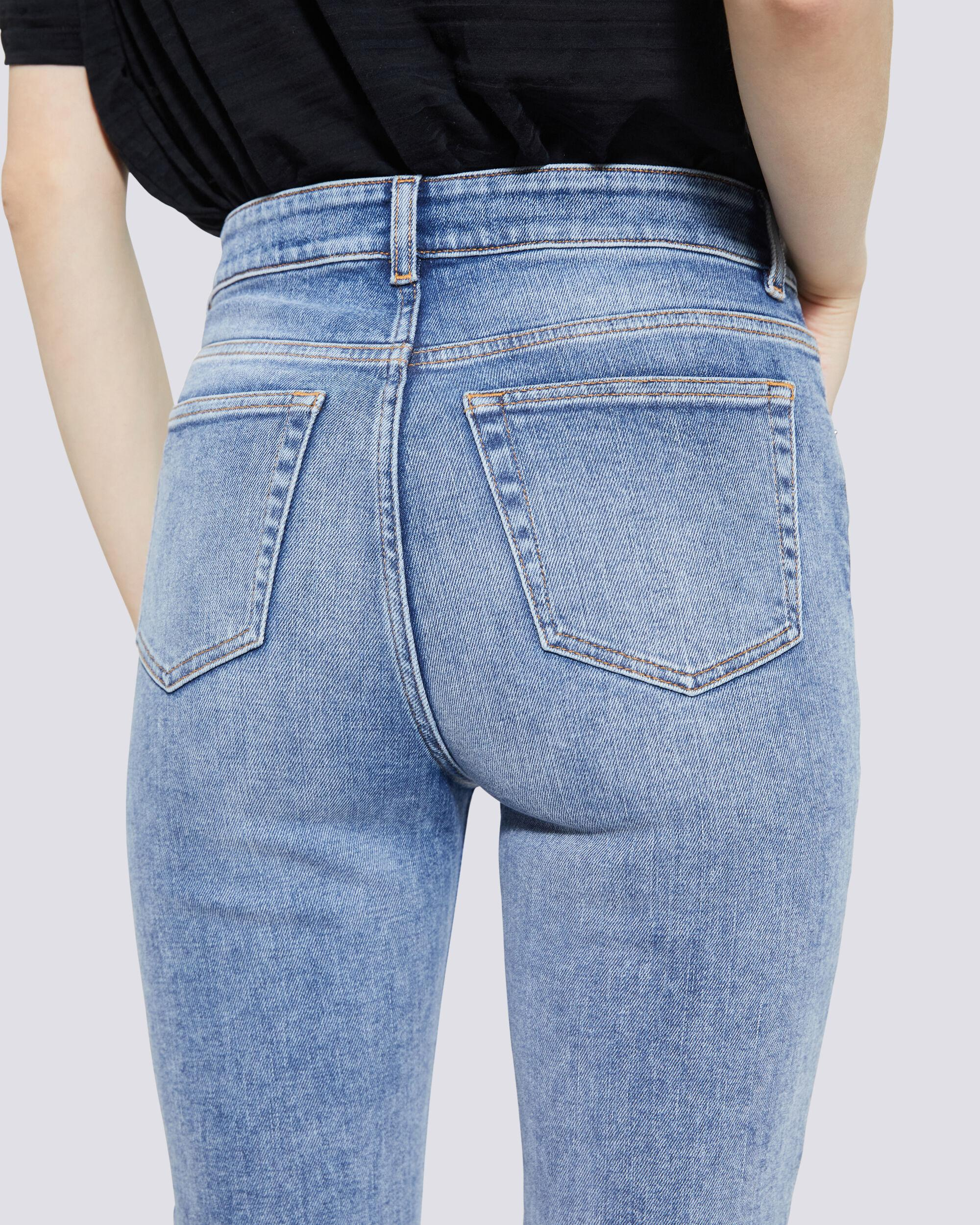 GALLOWAY MID RISE SKINNY ANKLE JEANS 3