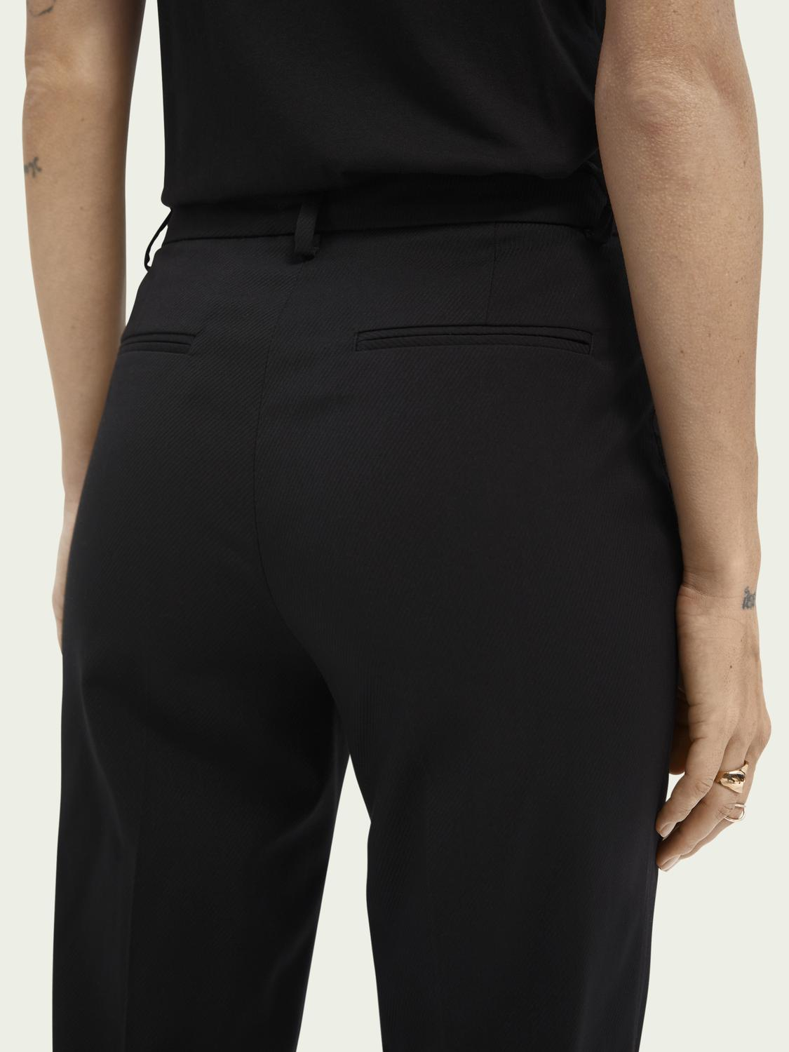 Lowry slim-fit mid-rise trousers 4