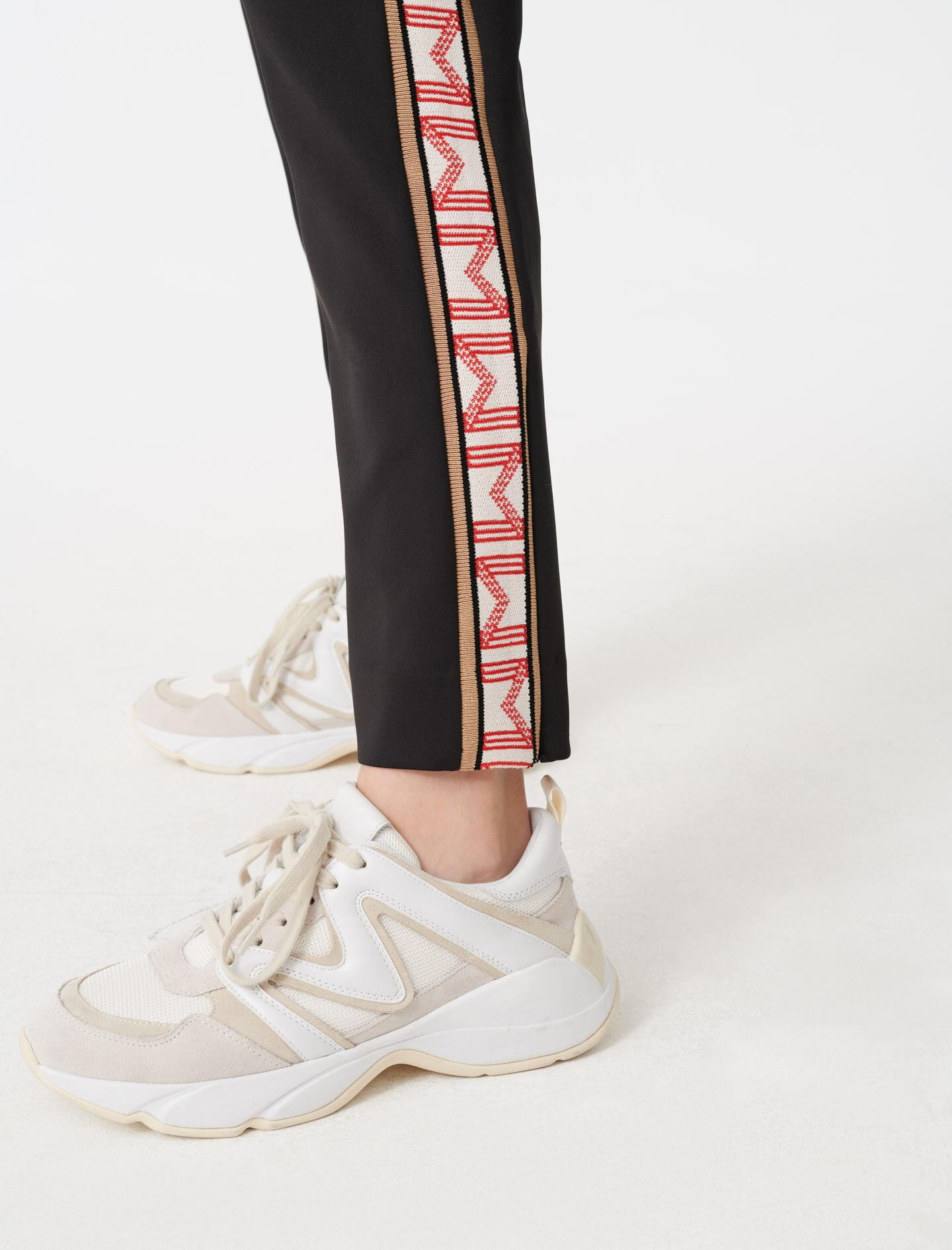 TRACKSUIT BOTTOMS WITH BANDS 3