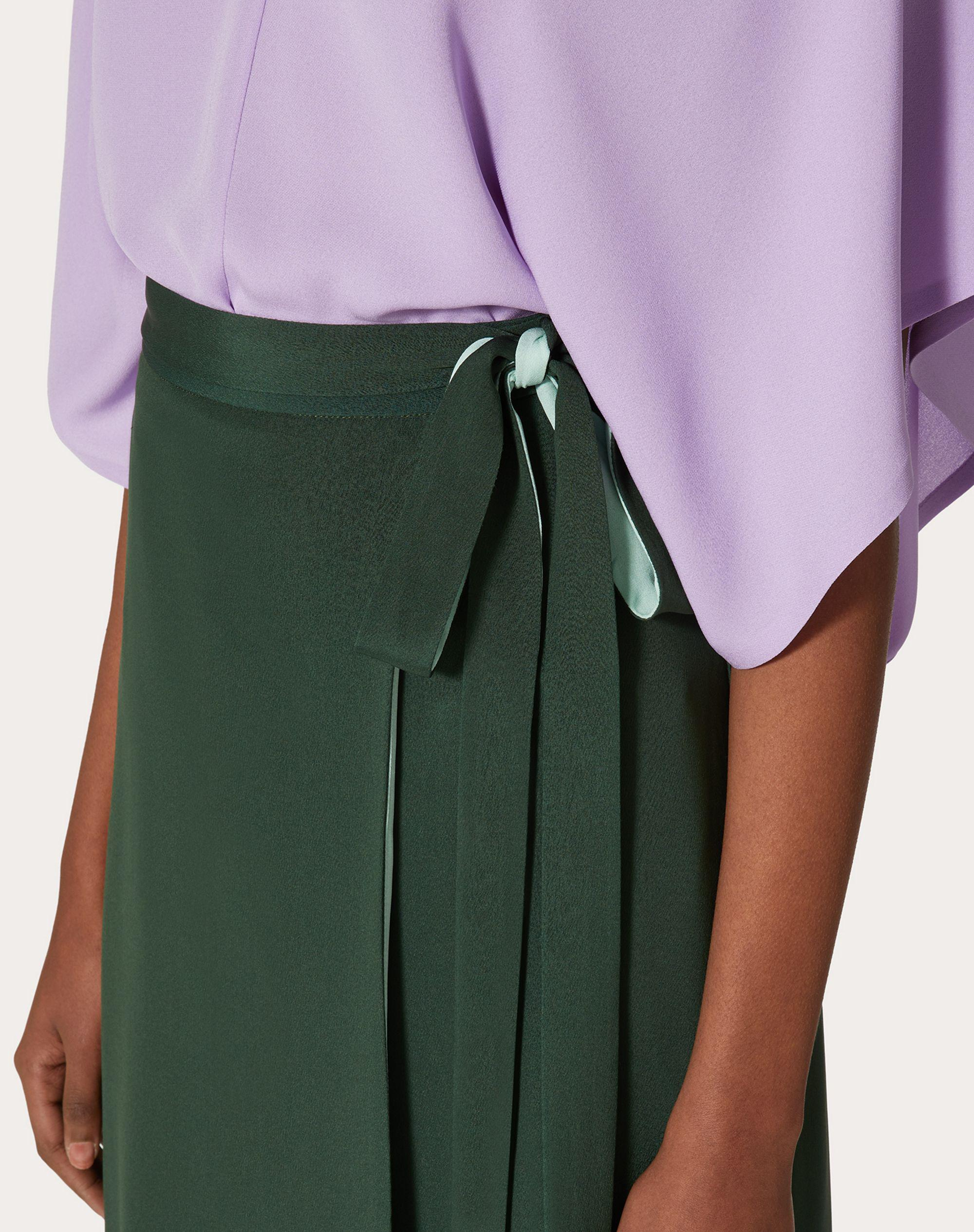 CADY COUTURE WRAP SKIRT 4