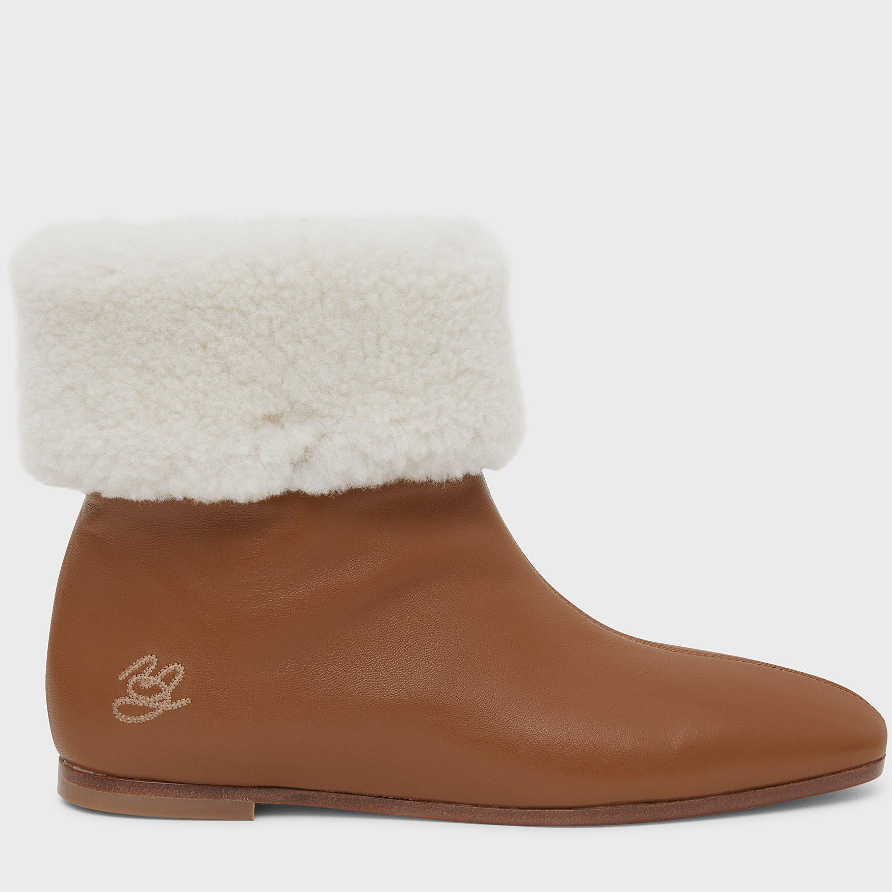 Cosy Boot - Camel