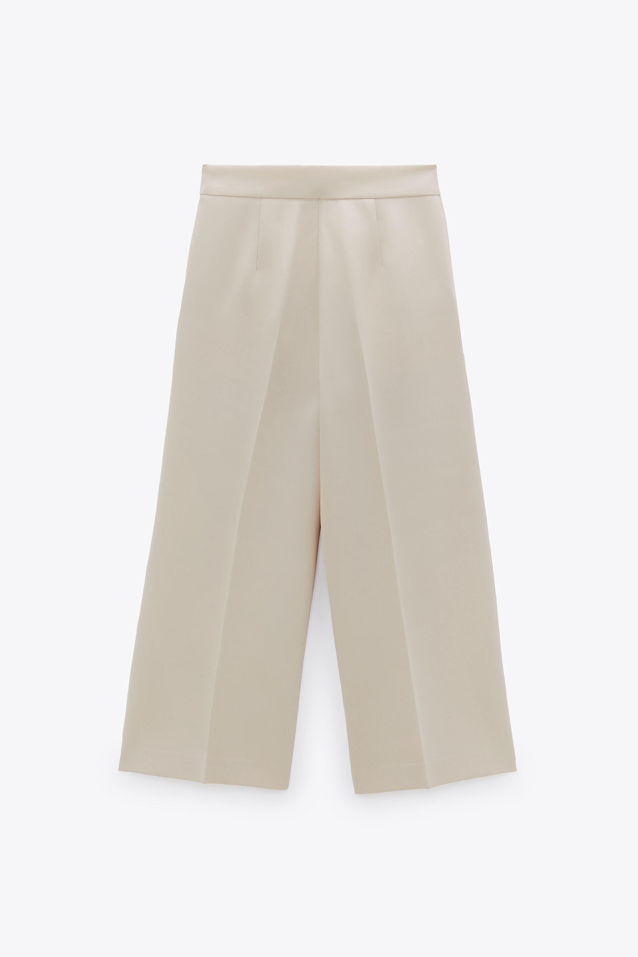 BUTTONED CULOTTES 6