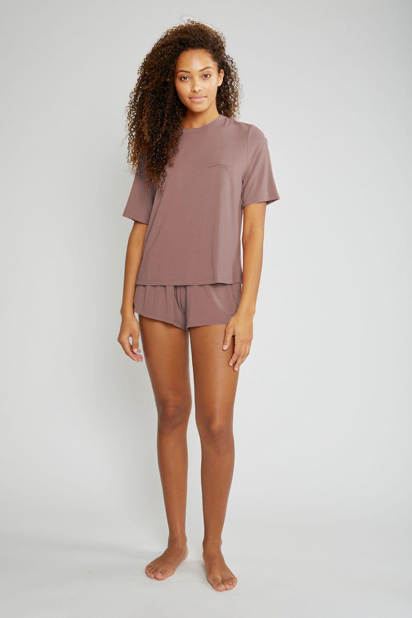 Finley Patch Pocket Top