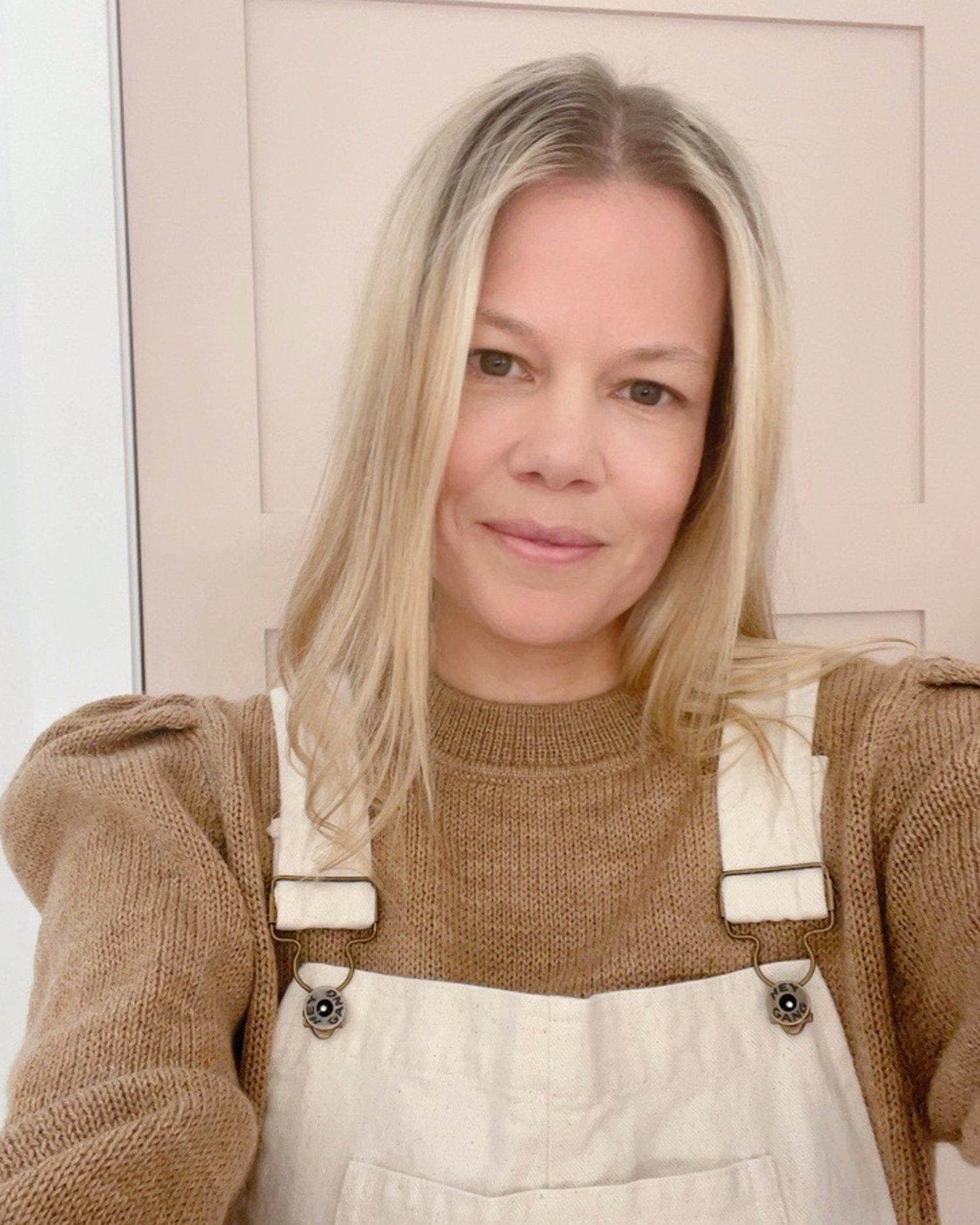 Knits for Good Camel Sweater