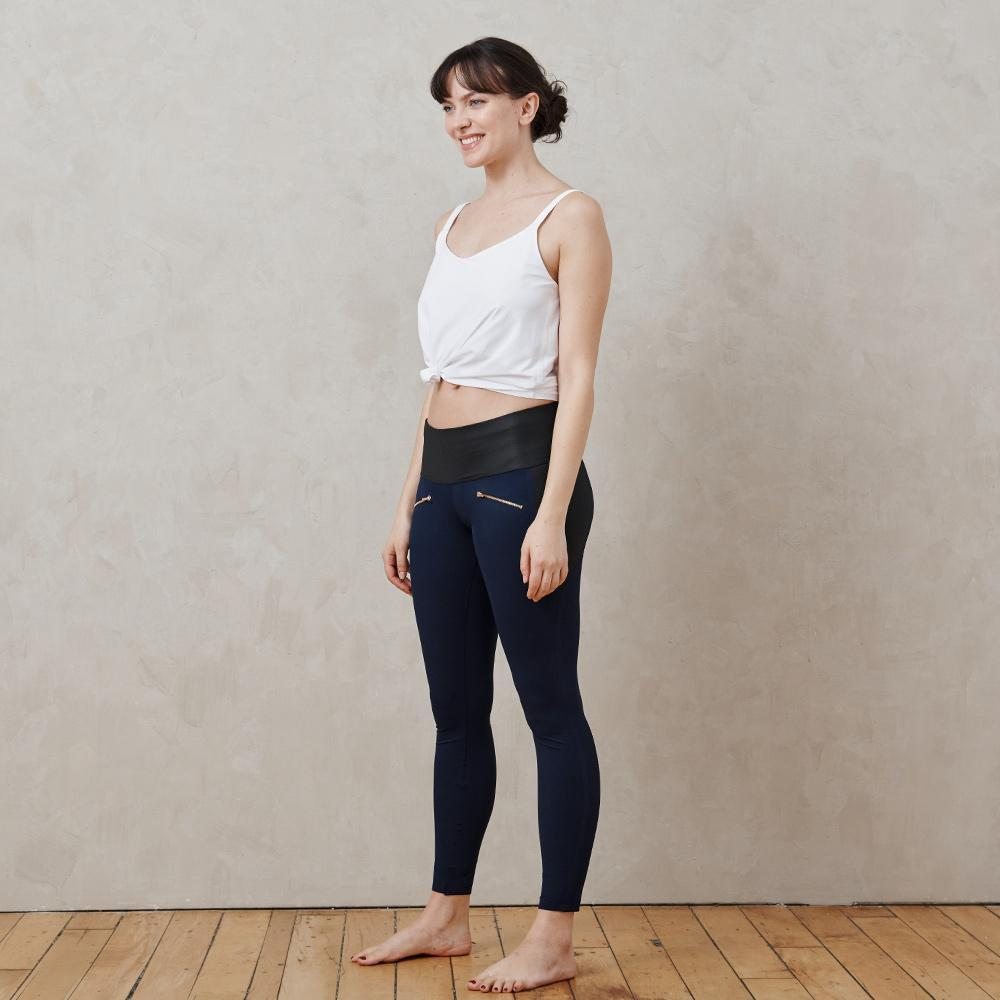 Throw And Roll Leggings