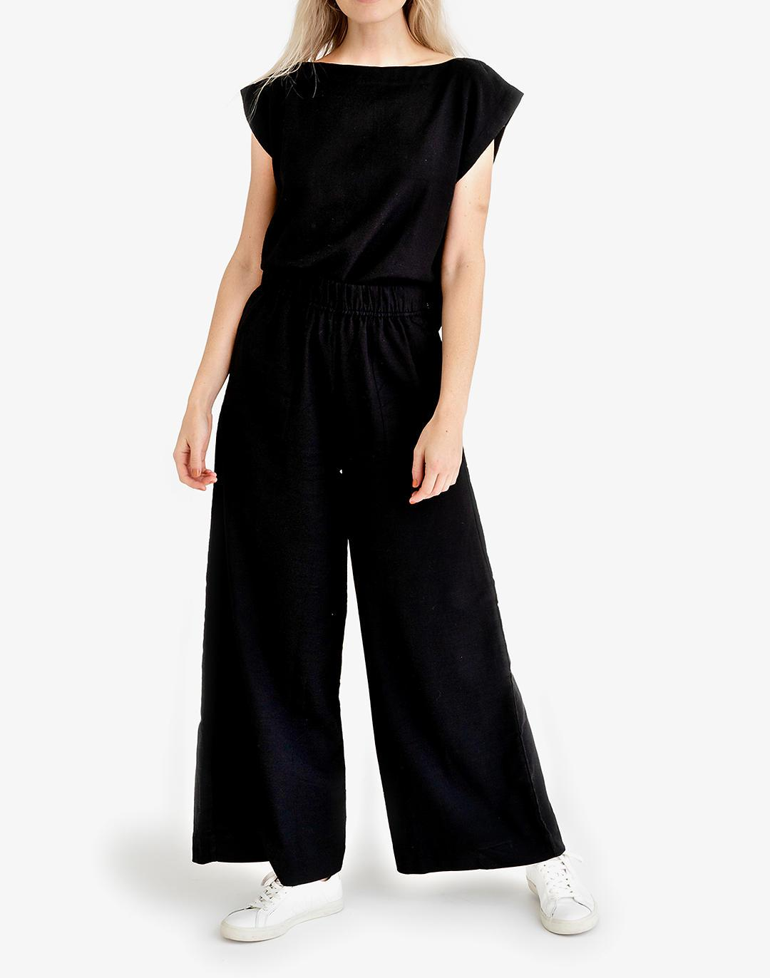 LAUDE the Label Everyday Top