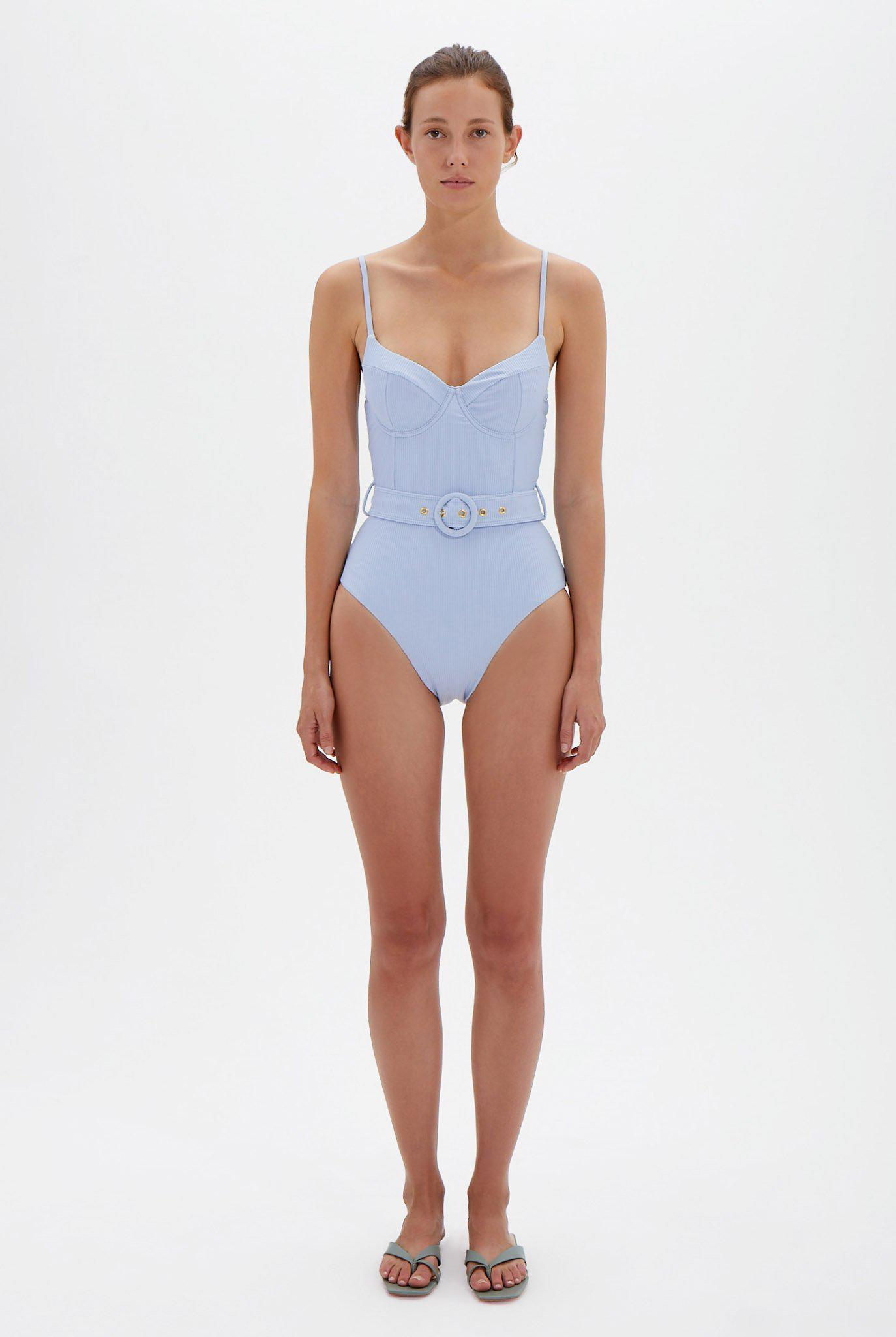Noa Belted One Piece 4