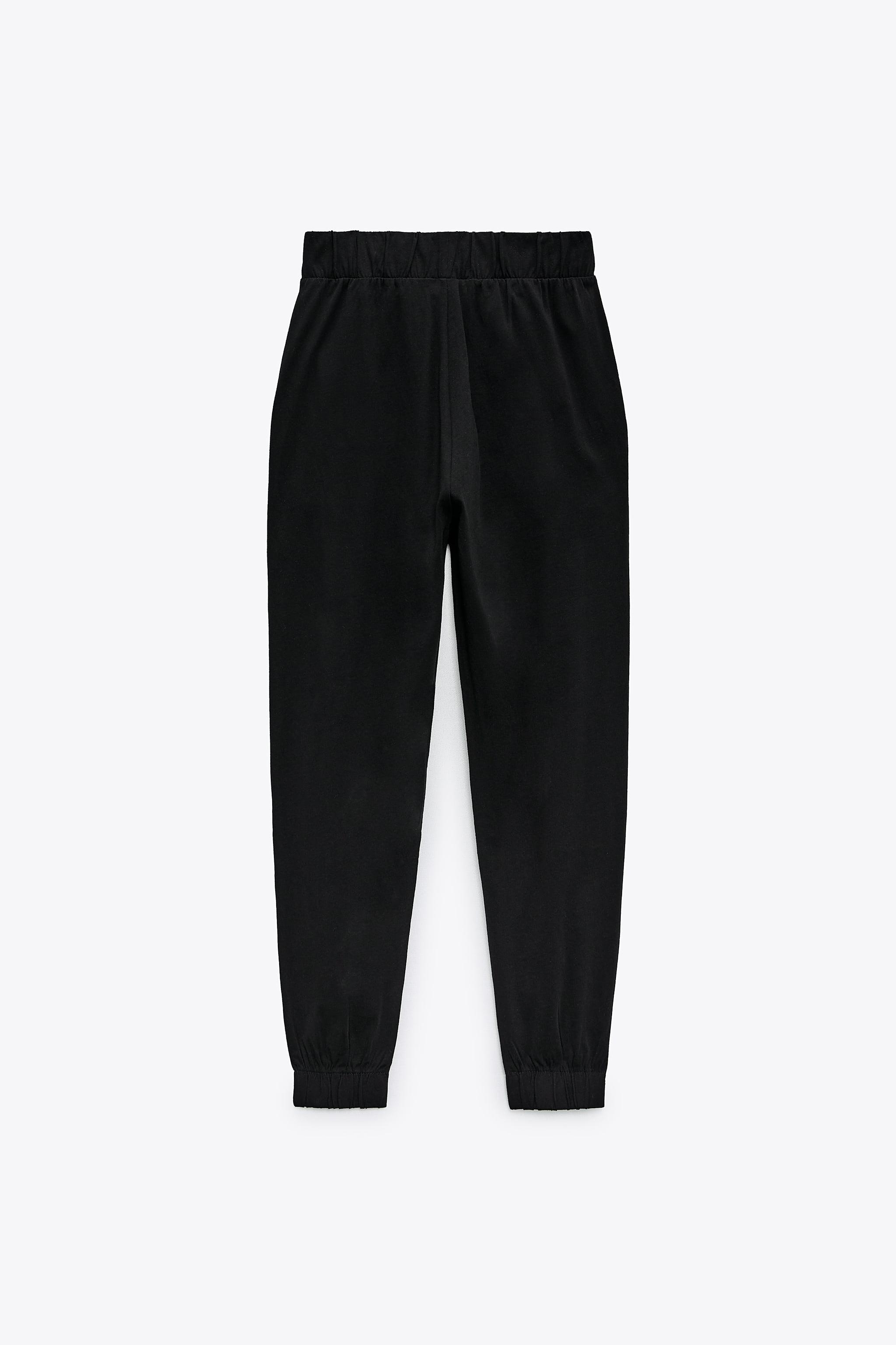 JOGGER PANTS WITH BOW 2