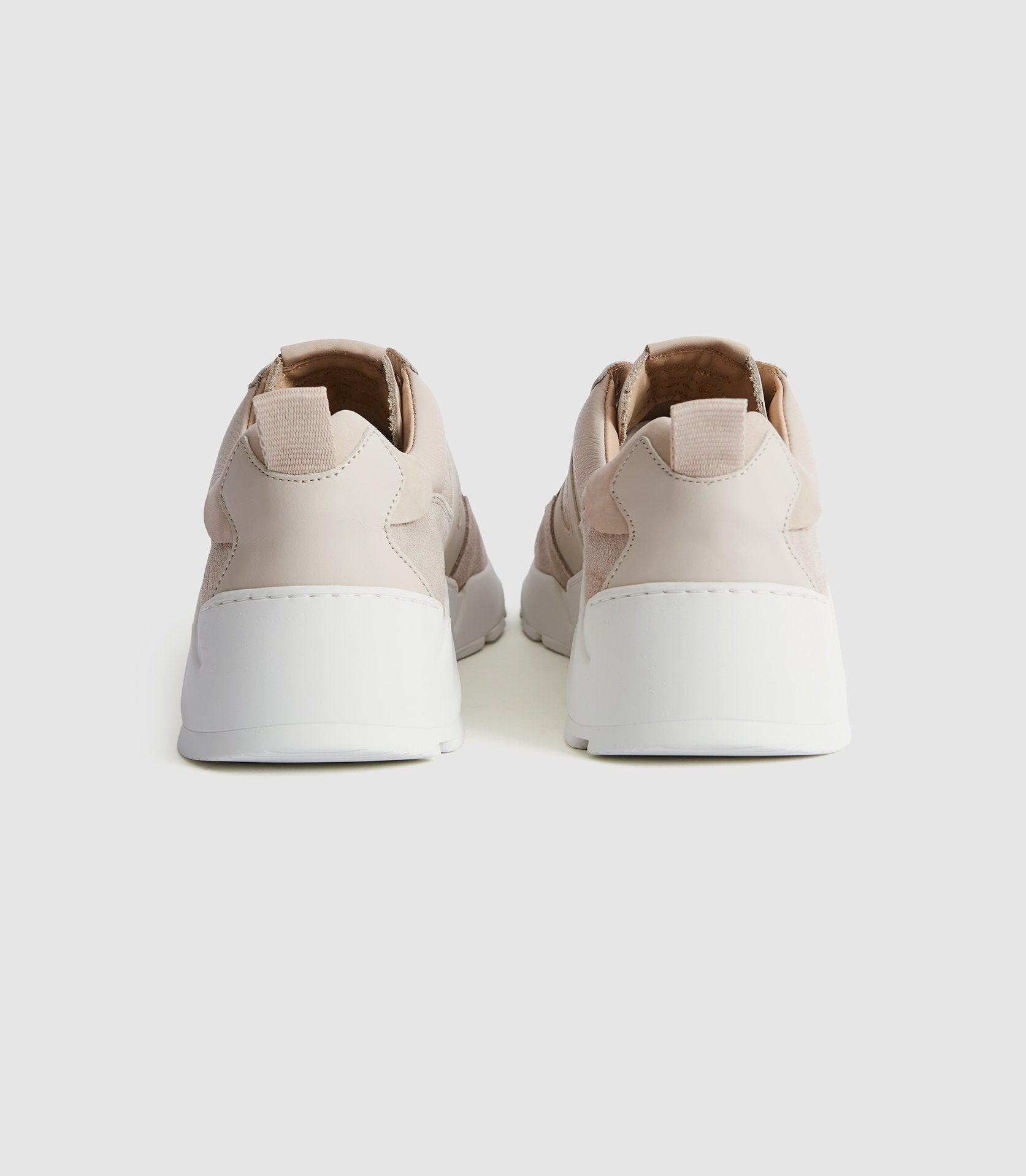 SHELTON - LEATHER TRAINERS 3