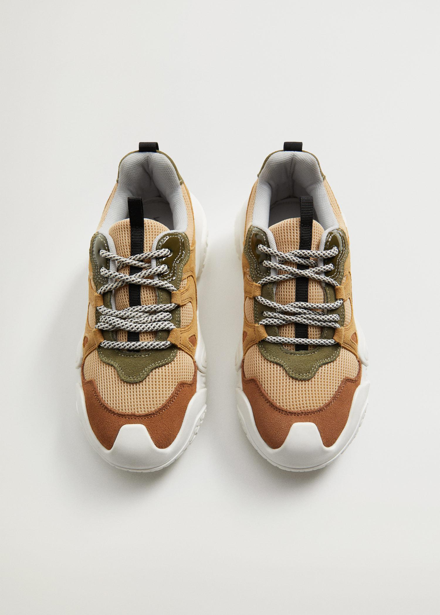 Maxi sole sneakers 1