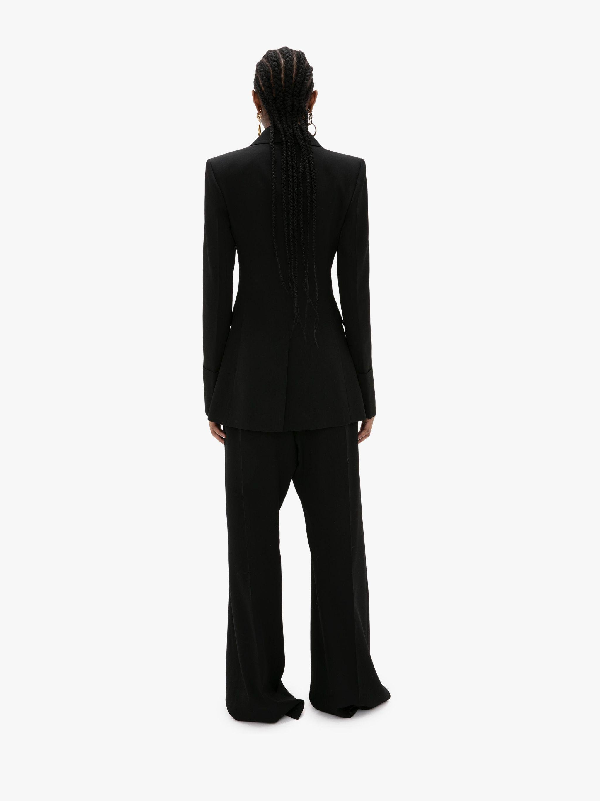 TAILORED FOLD-OVER CUFF JACKET 2