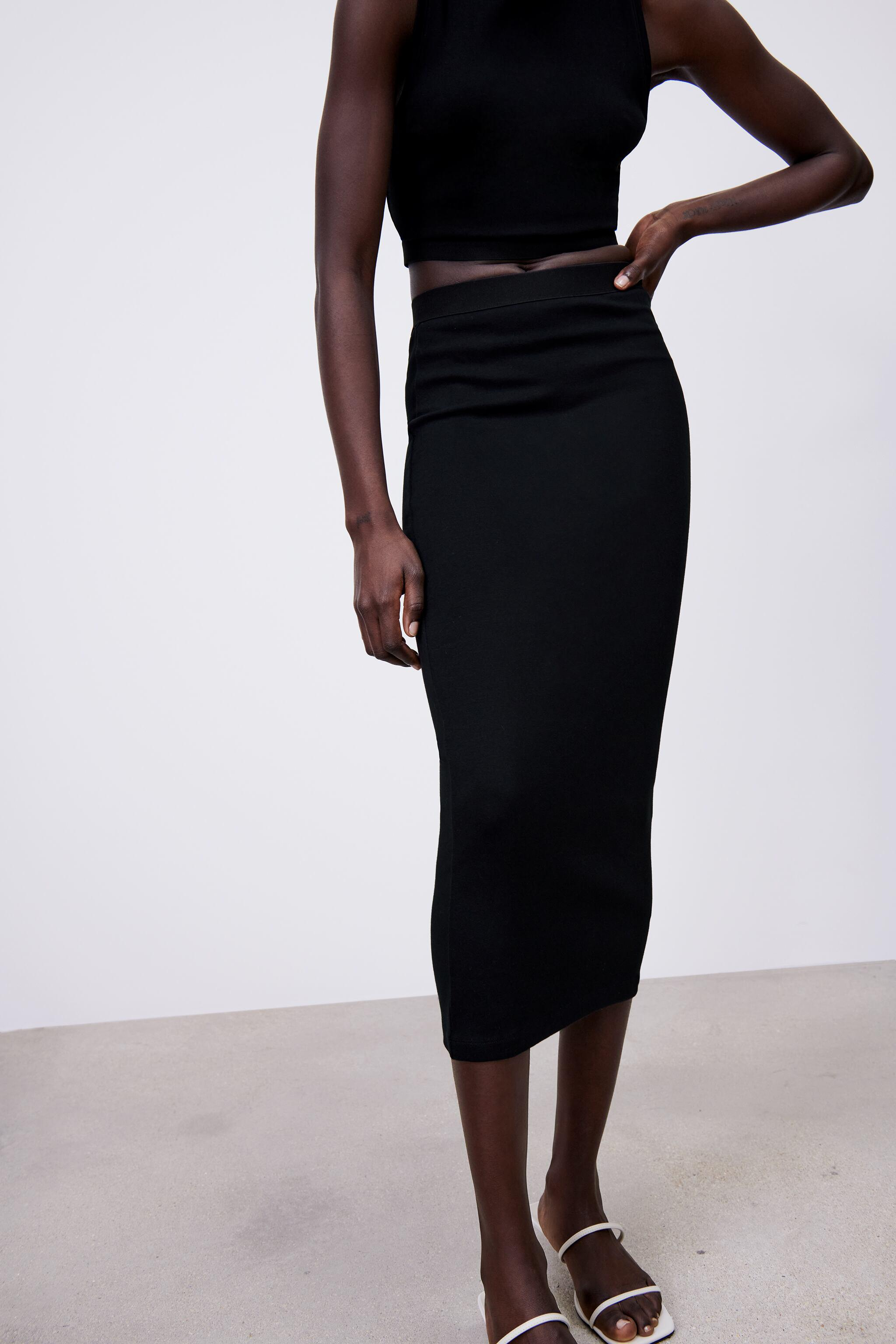 FITTED SKIRT 2
