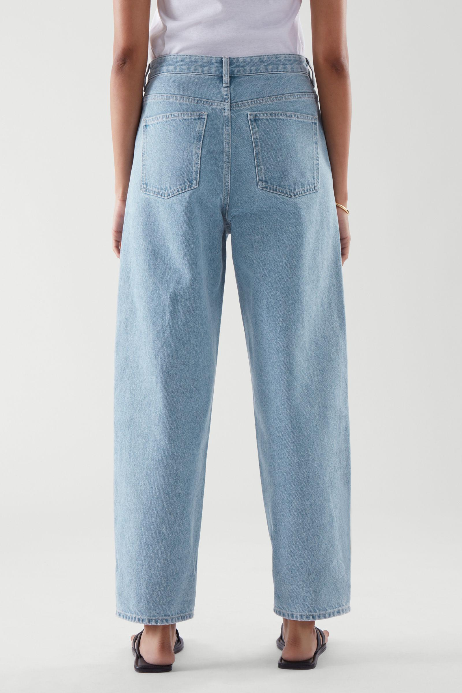 TAPERED HIGH-RISE JEANS 4
