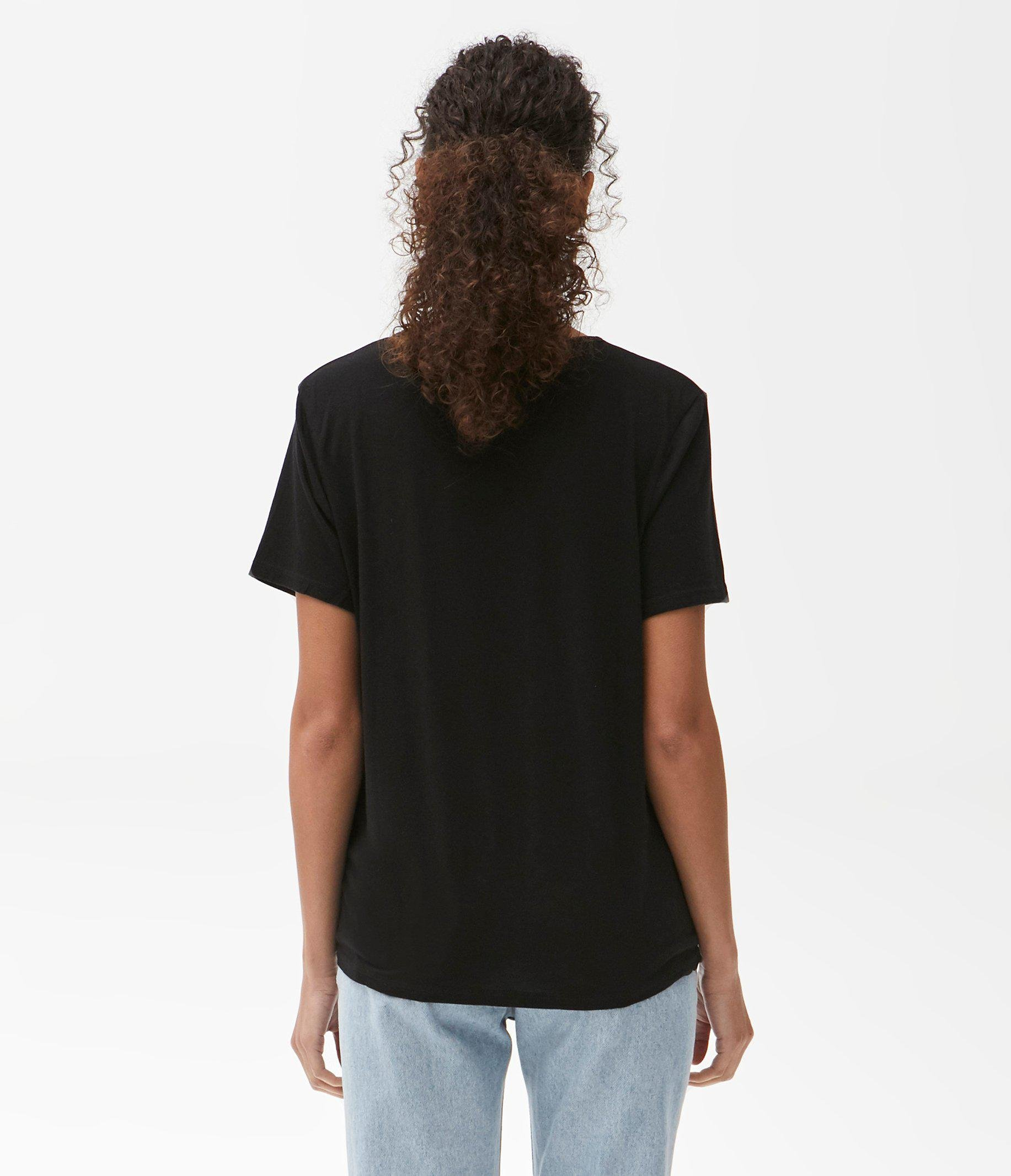 Brittany Relaxed Crew Tee 2