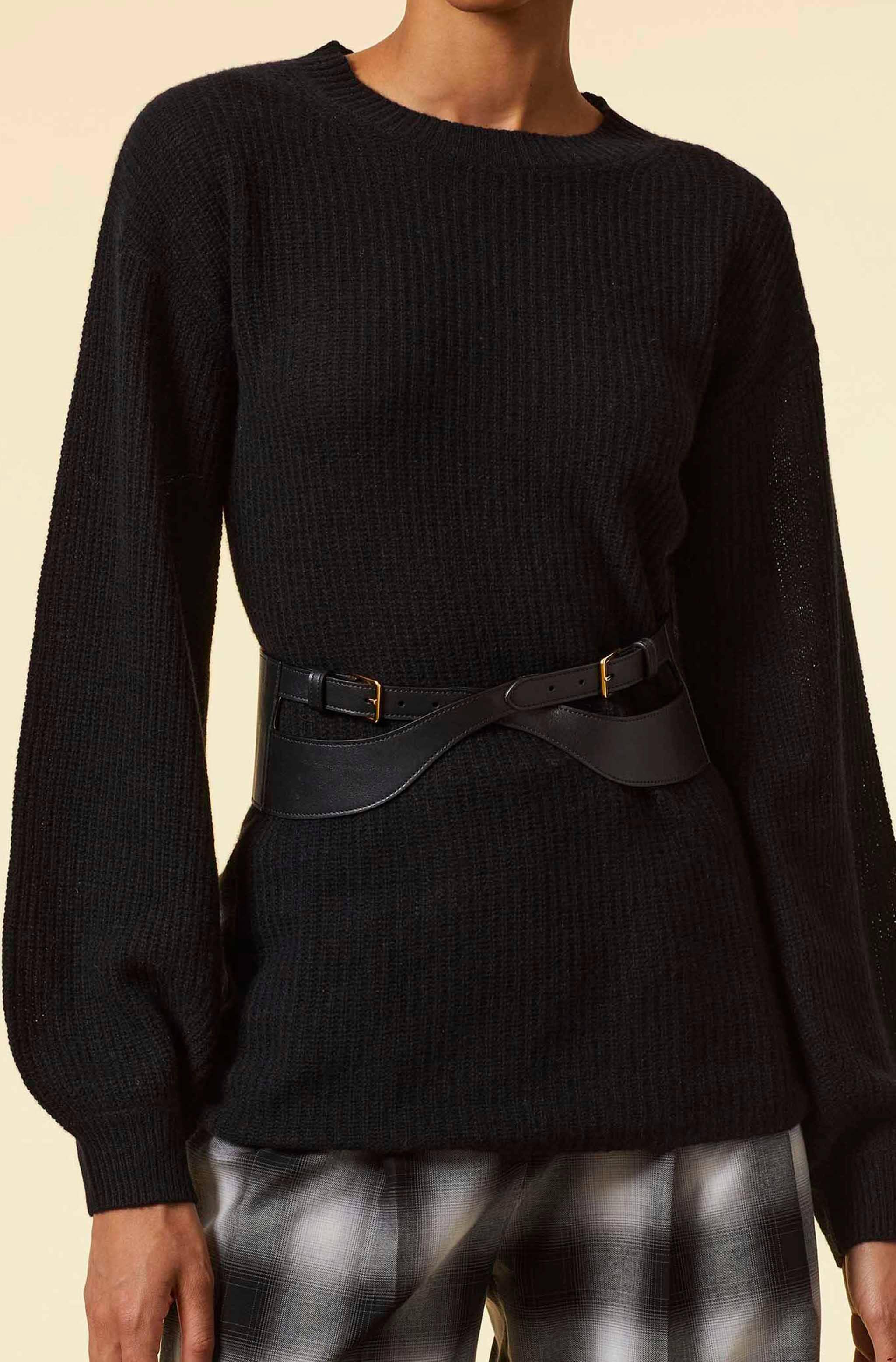 'Brenner' Knit Sweater 3