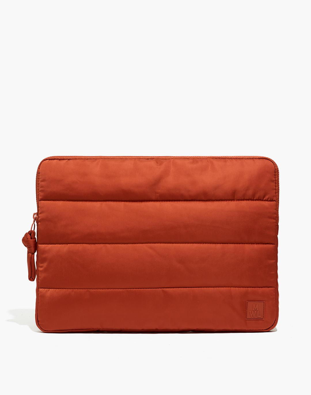The Quilted Laptop Case