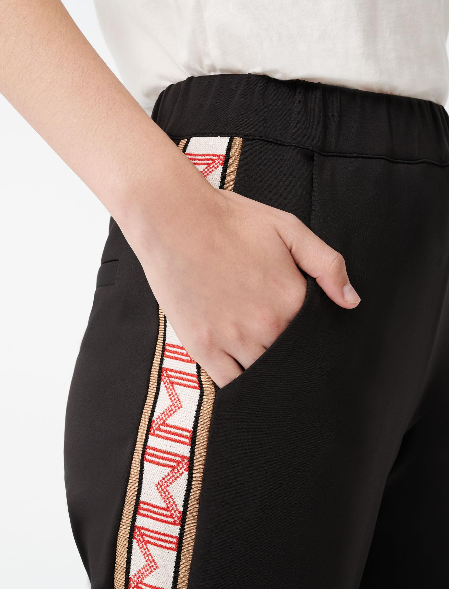 TRACKSUIT BOTTOMS WITH BANDS 4