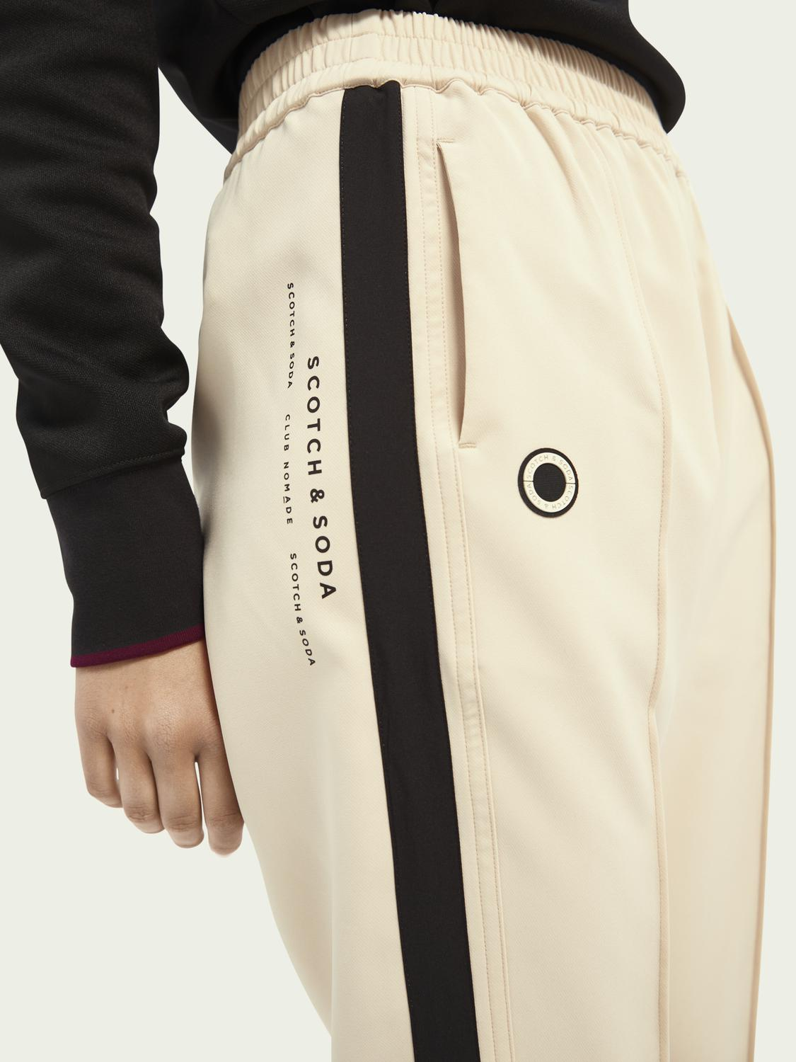 Woven sporty trousers 4