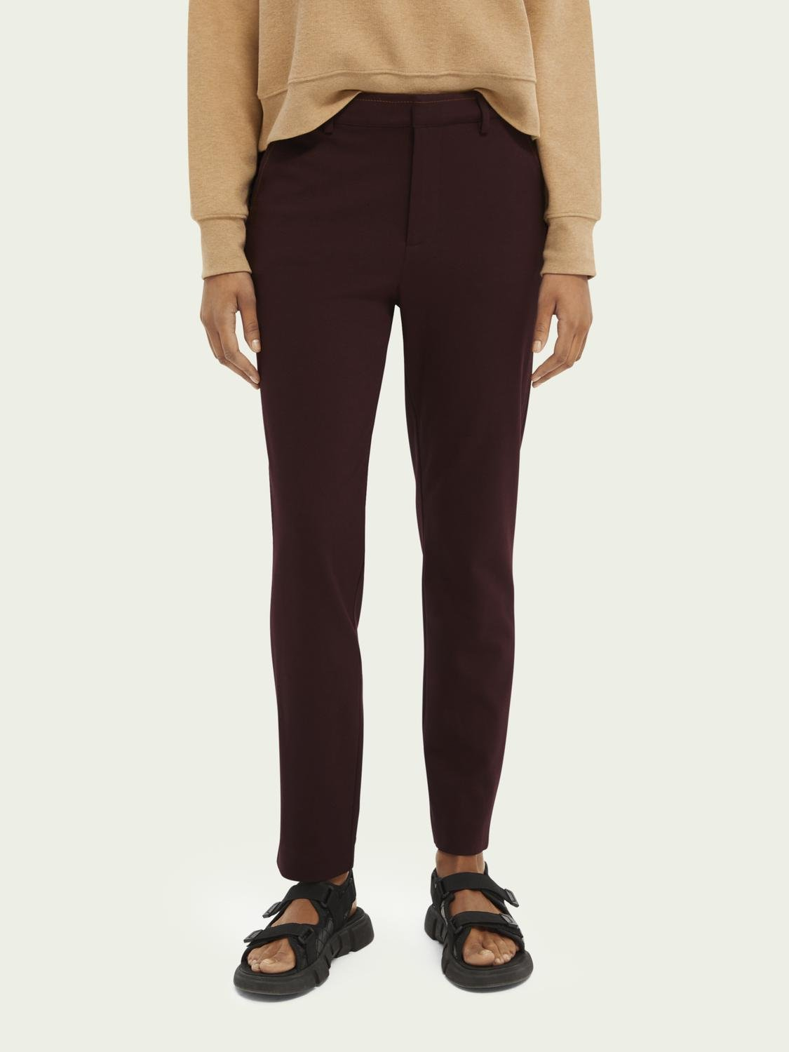 Lowry slim-fit tapered trousers