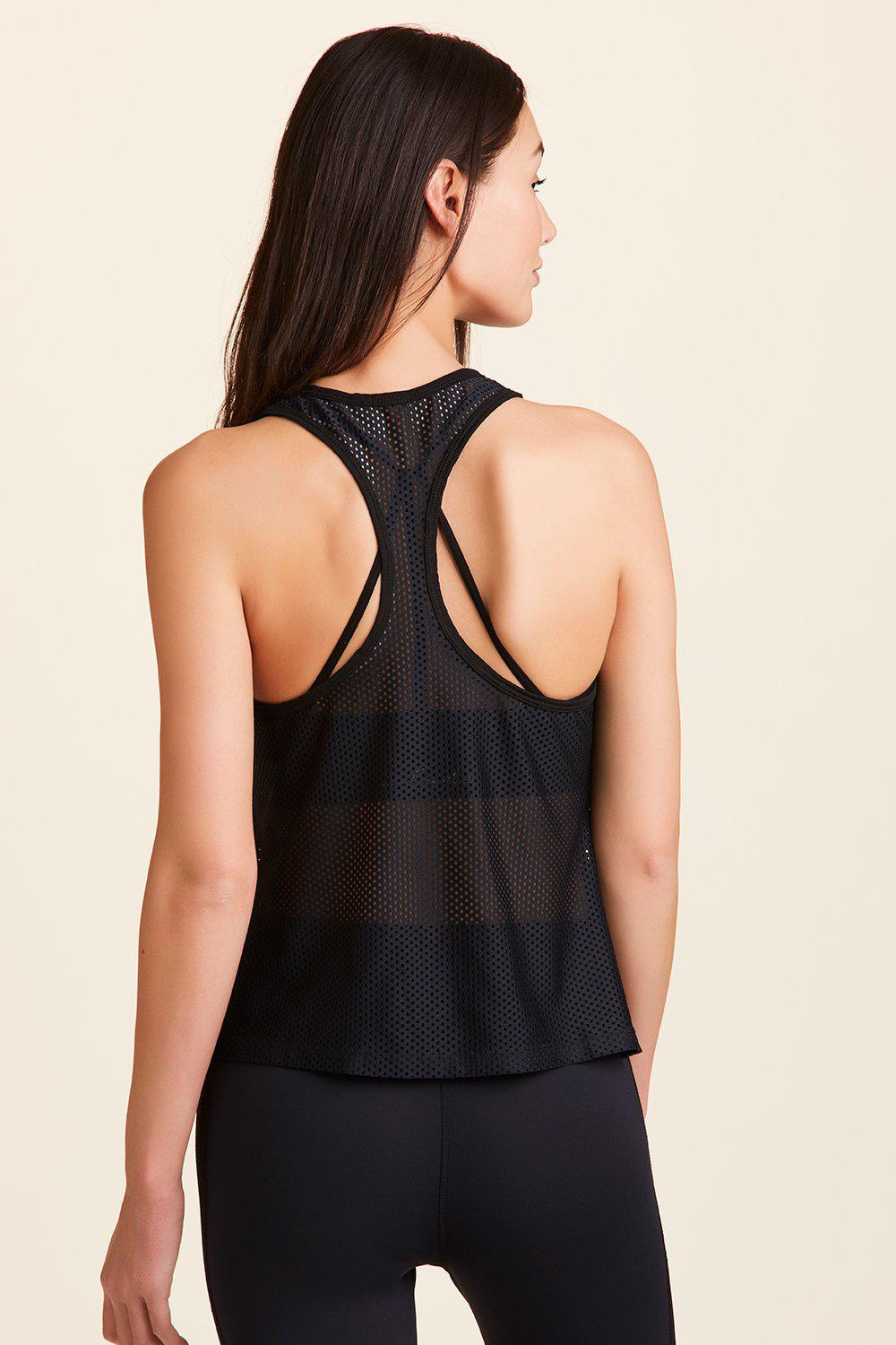 All Over Mesh Tank 5