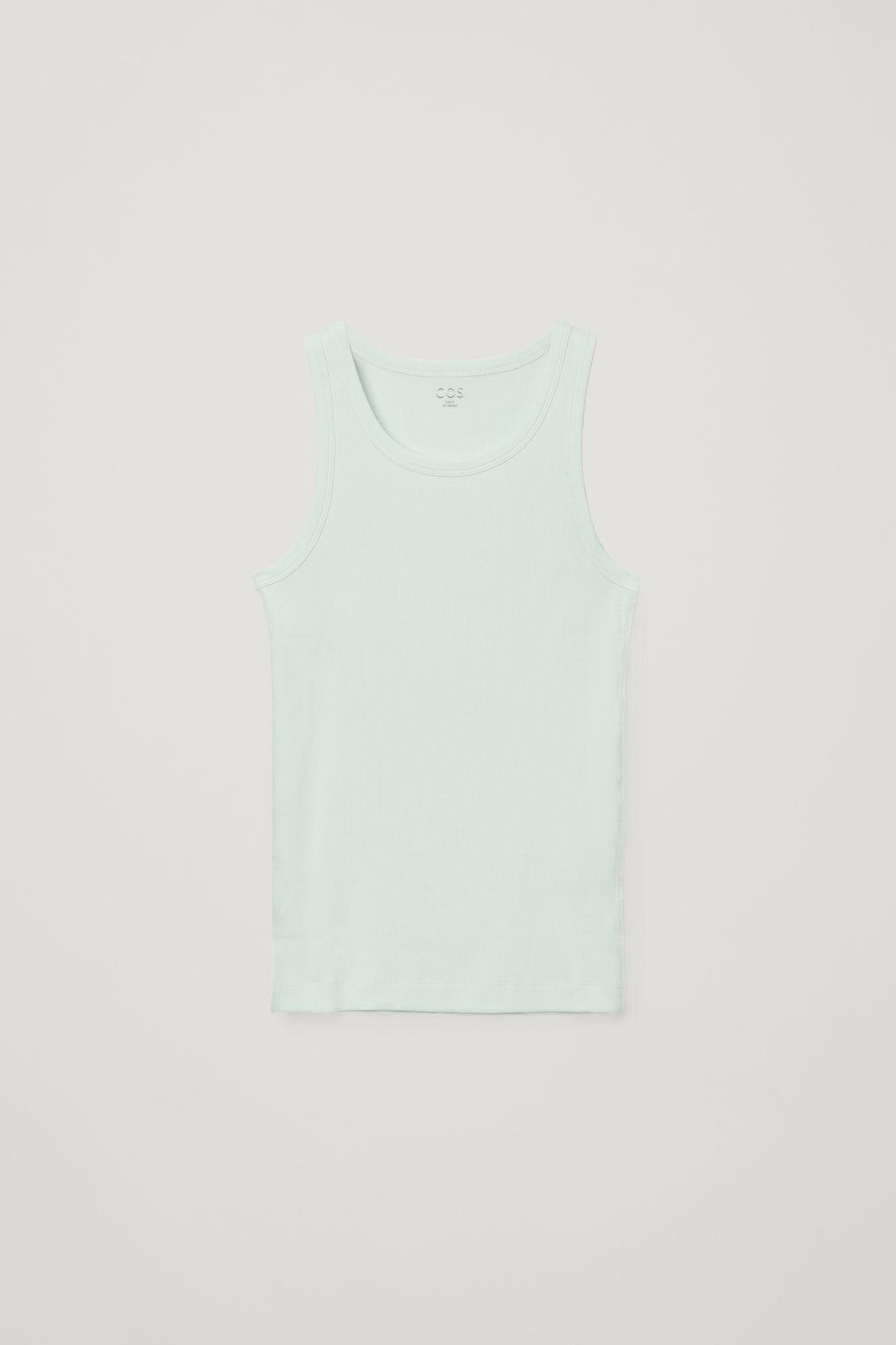 FITTED VEST TOP 5