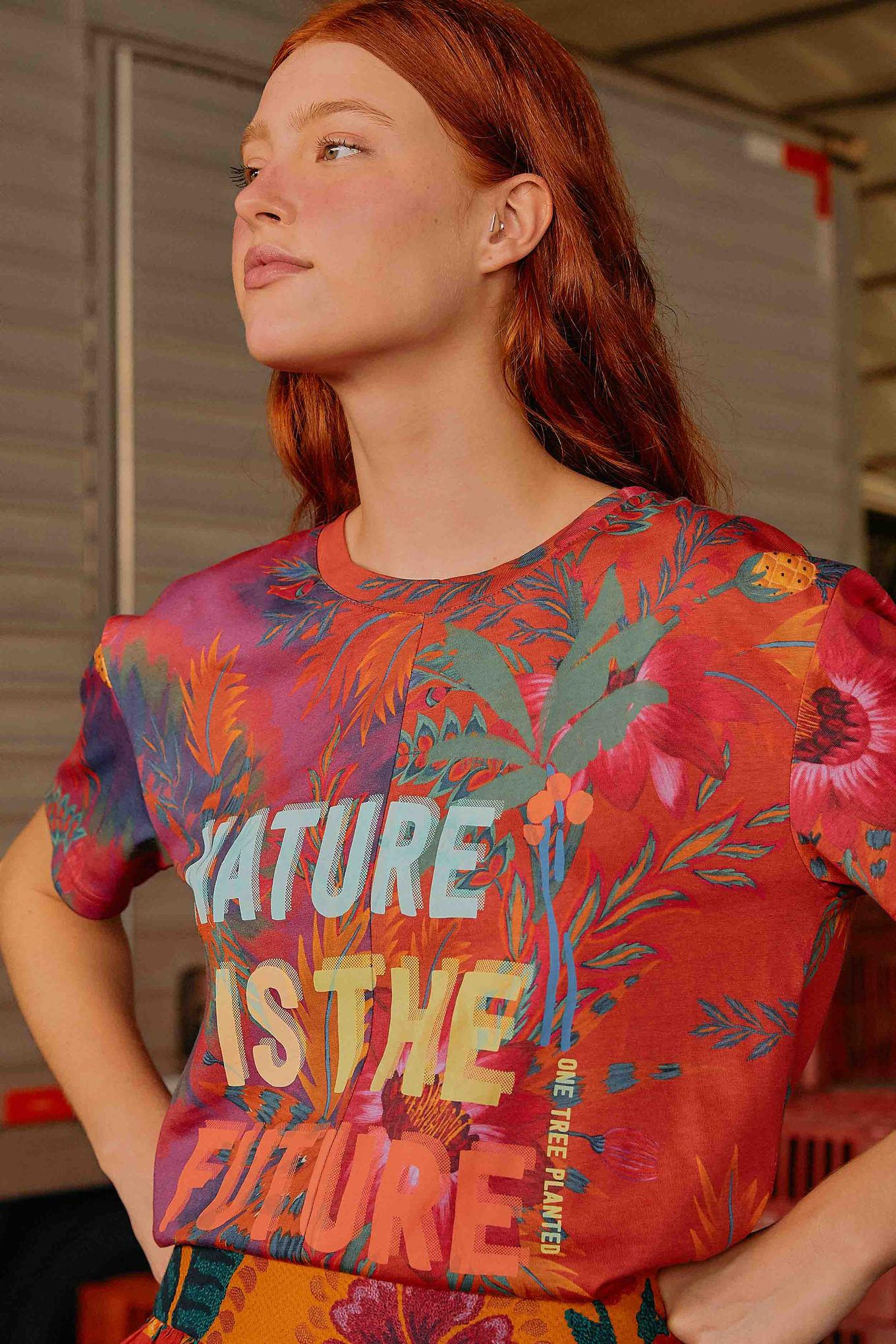 NATURE IS THE FUTURE T-SHIRT