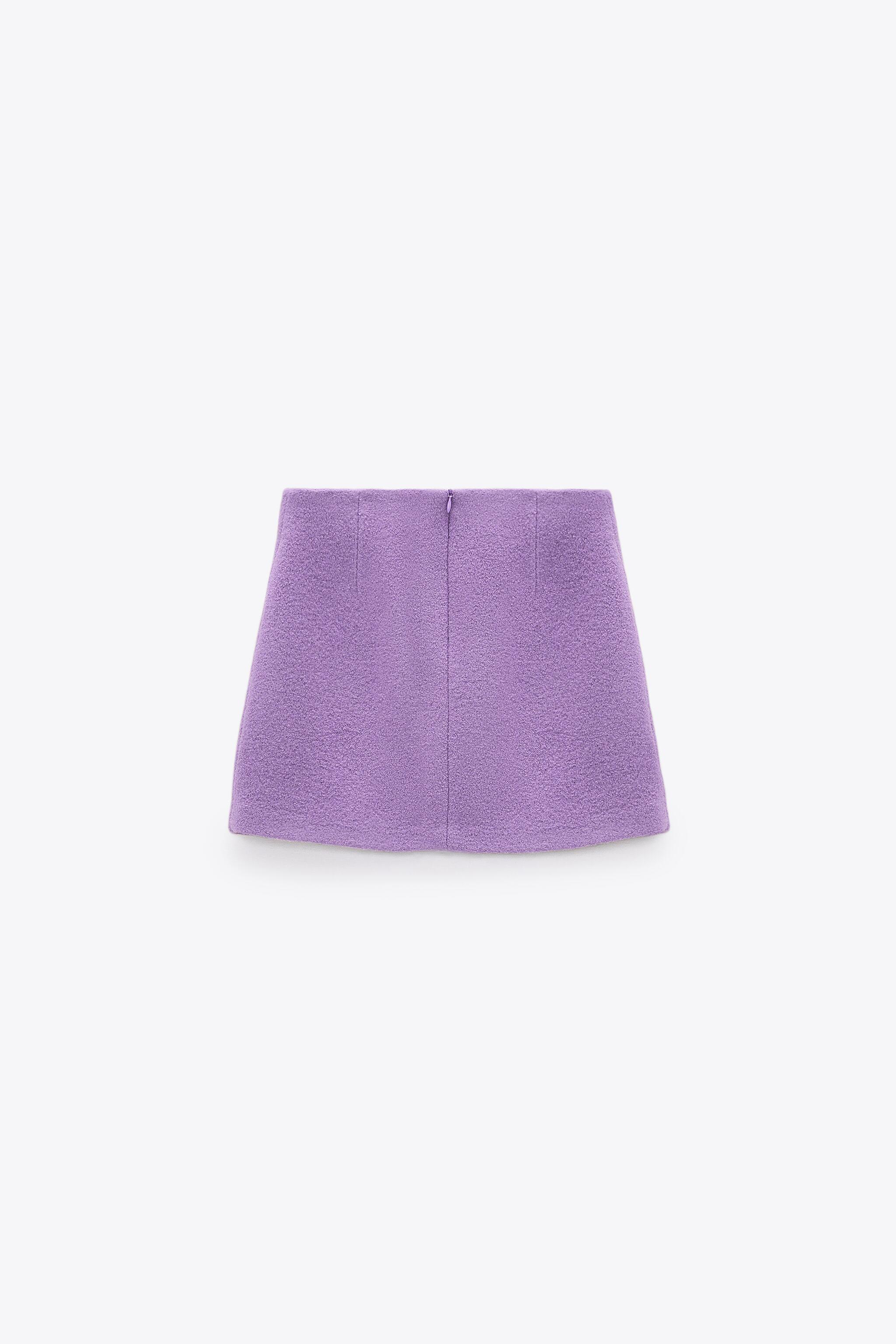 LIMITED EDITION BUTTONED SKIRT 4