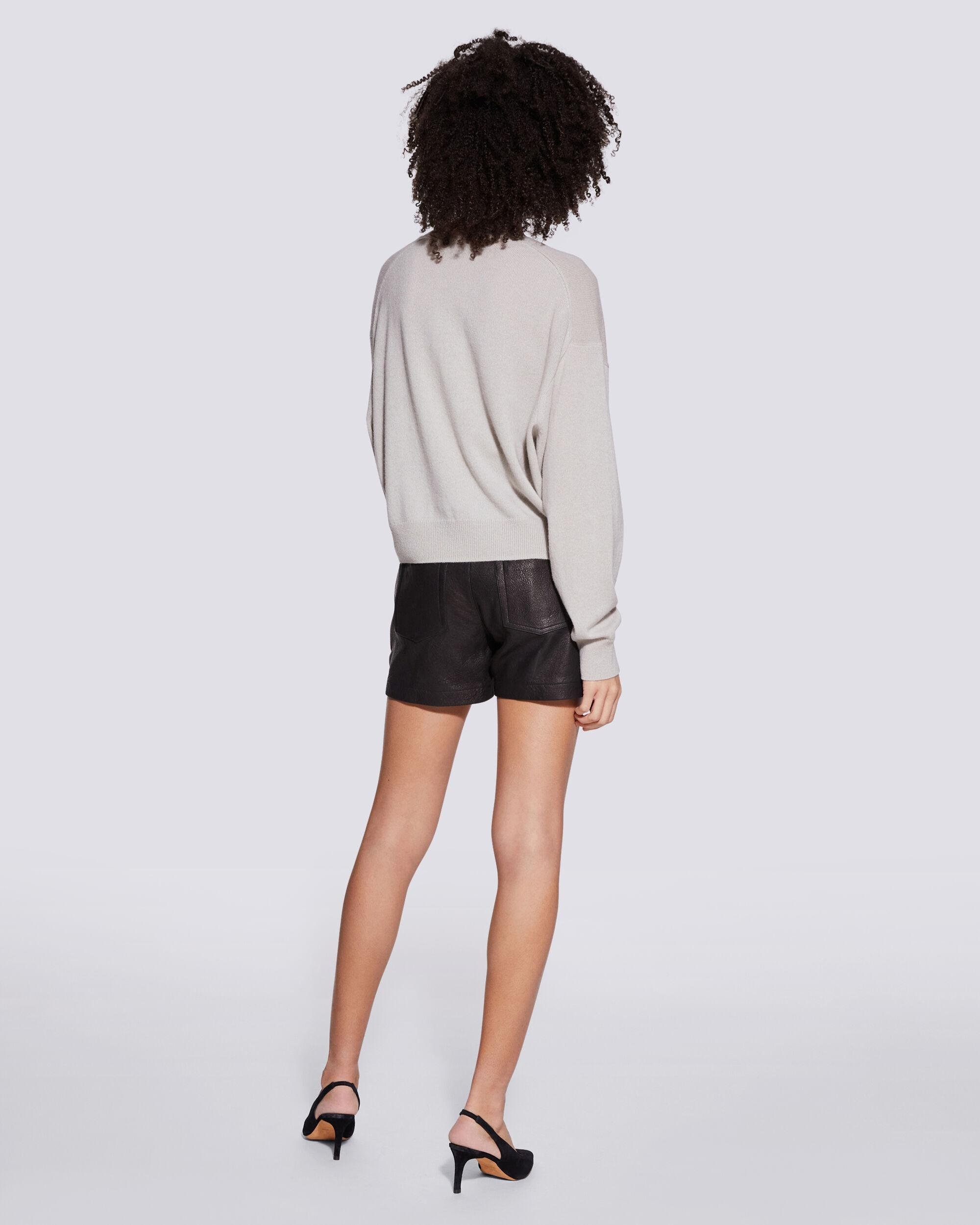 TORITHA COTTON AND CASHMERE SWEATER 3
