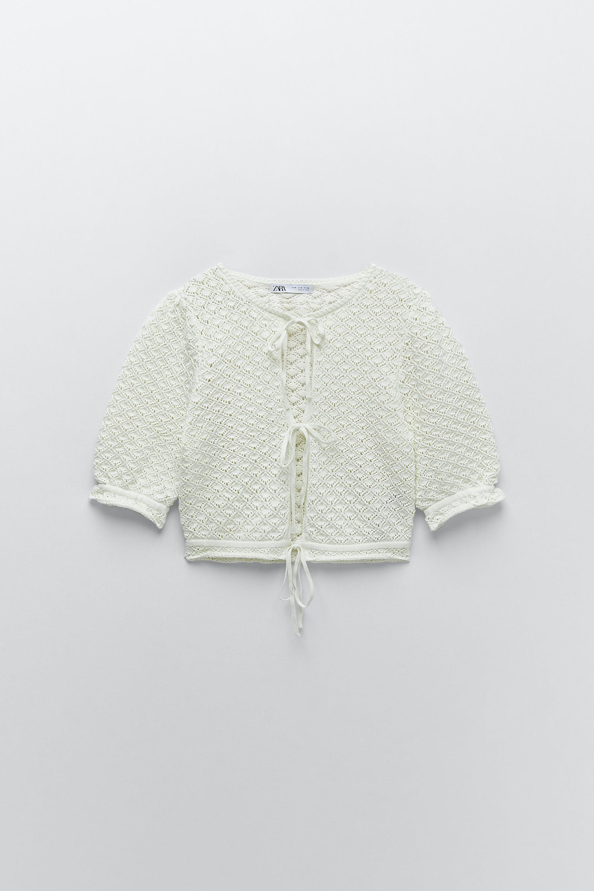 POINTELLE KNIT TOP 5