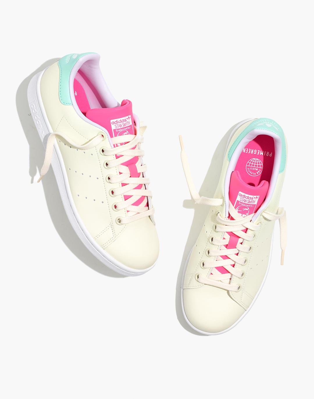 Adidas® Stan Smith™ Lace-Up Sneakers in Colorblock