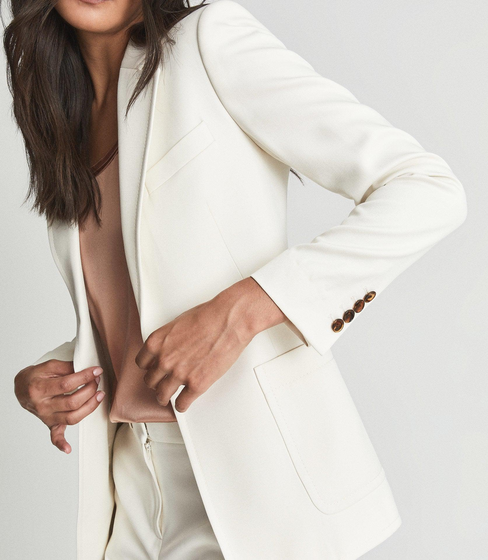 EMBER - TAILORED SINGLE BREASTED BLAZER 2