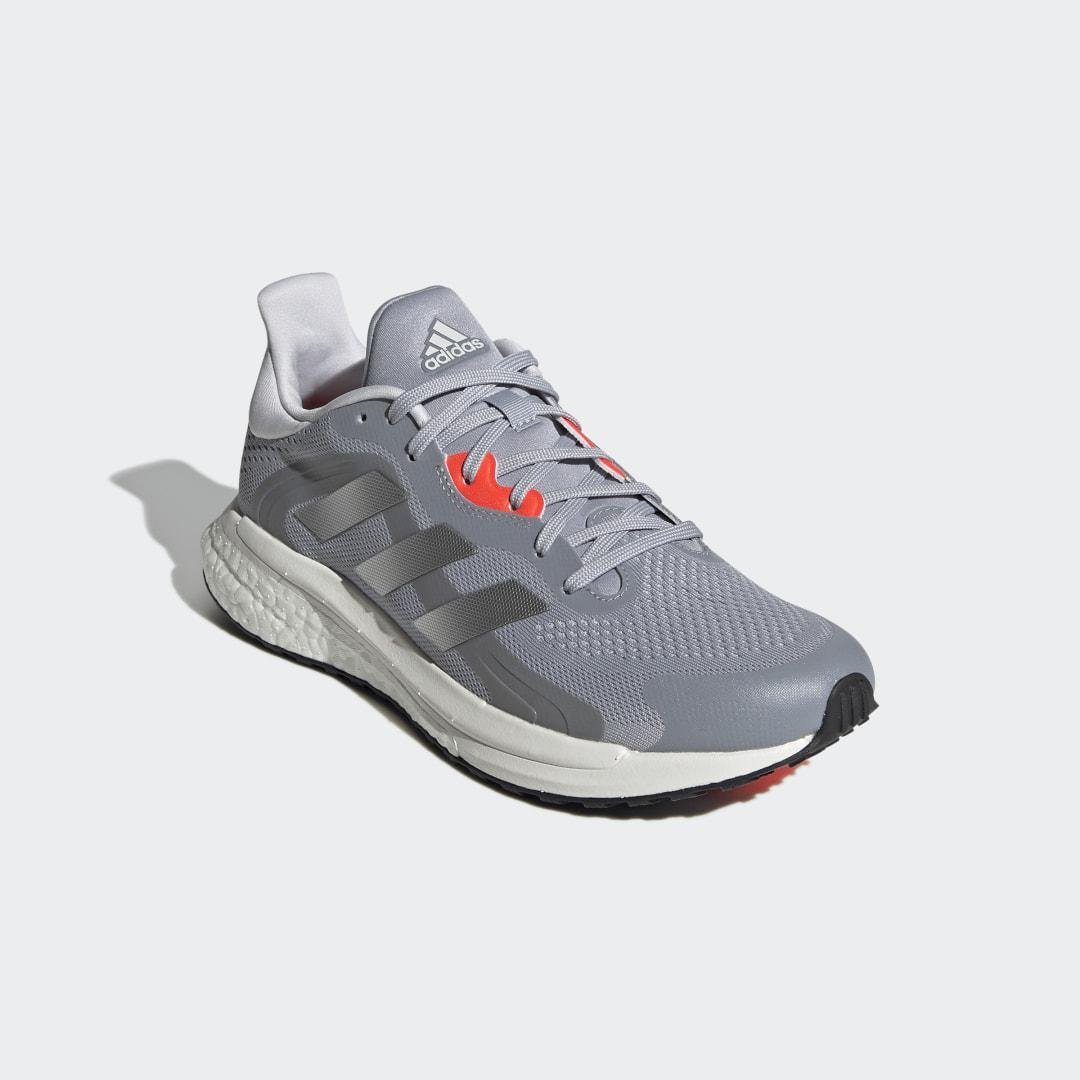 SolarGlide 4 ST Shoes Halo Silver