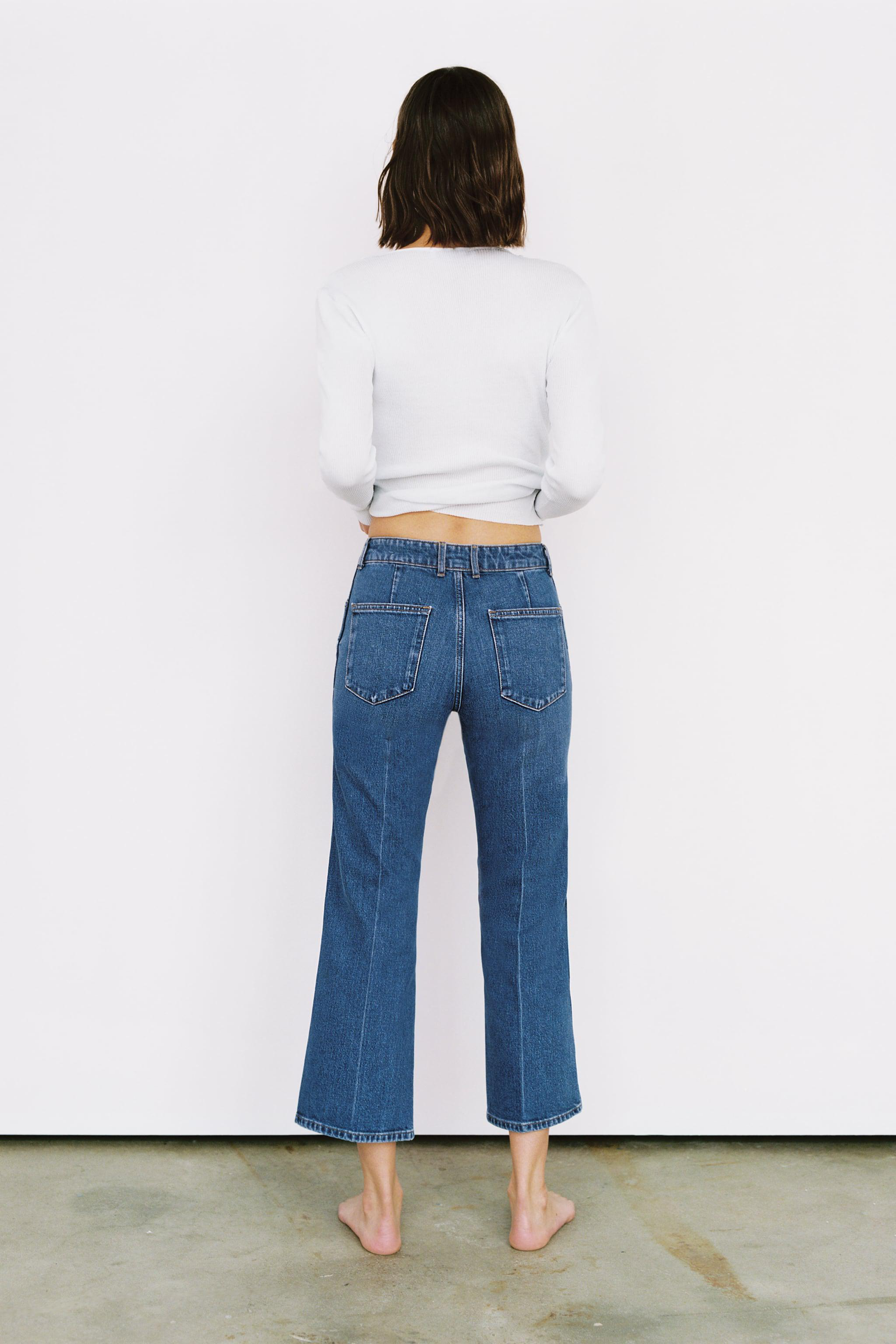 ZW THE NESS CROPPED FLARE JEANS 2