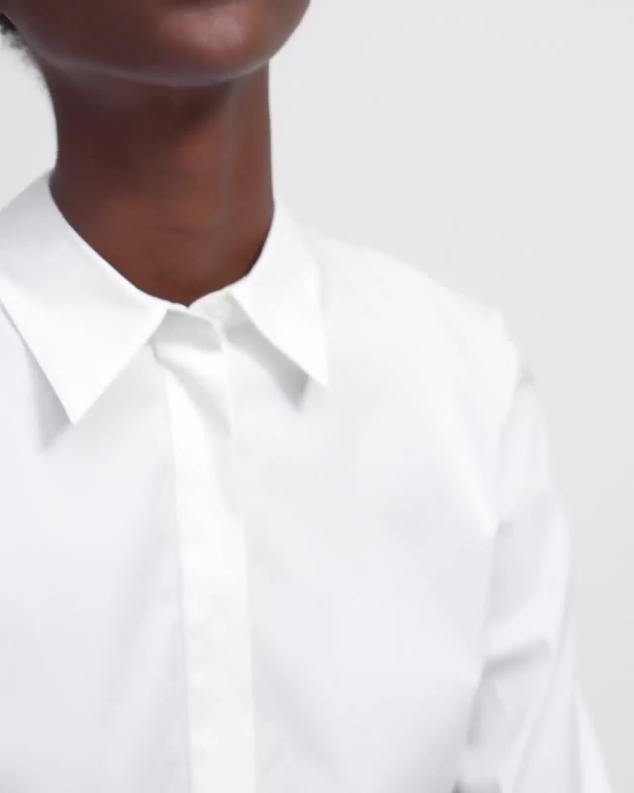 Fitted Shirt in Good Cotton 4