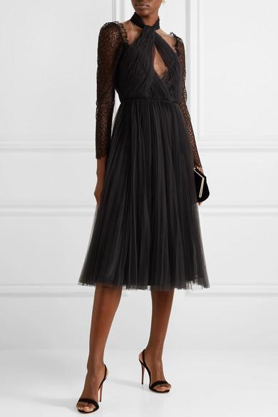 TULLE COCKTAIL DRESS 1
