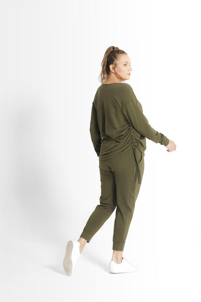 Kathy Top // Army Green 3