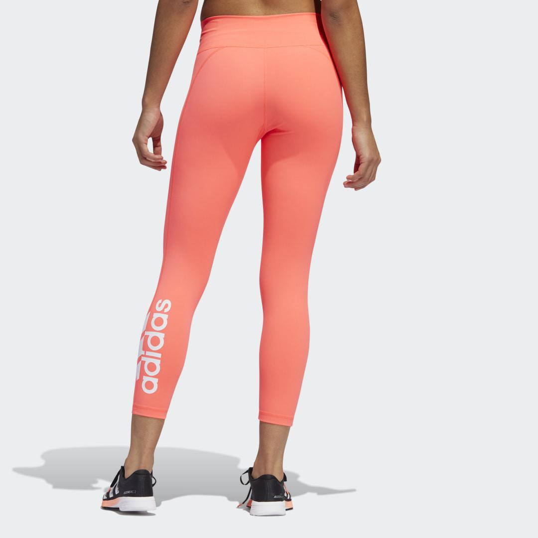 Circuit Badge of Sport 7/8 Tights Signal Pink XL - Womens Training Pants 1