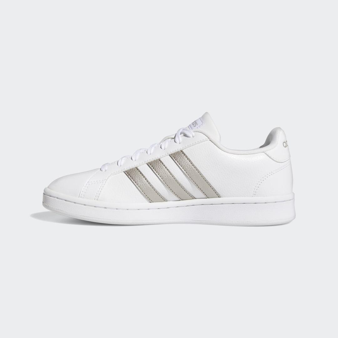 Grand Court Shoes White 9