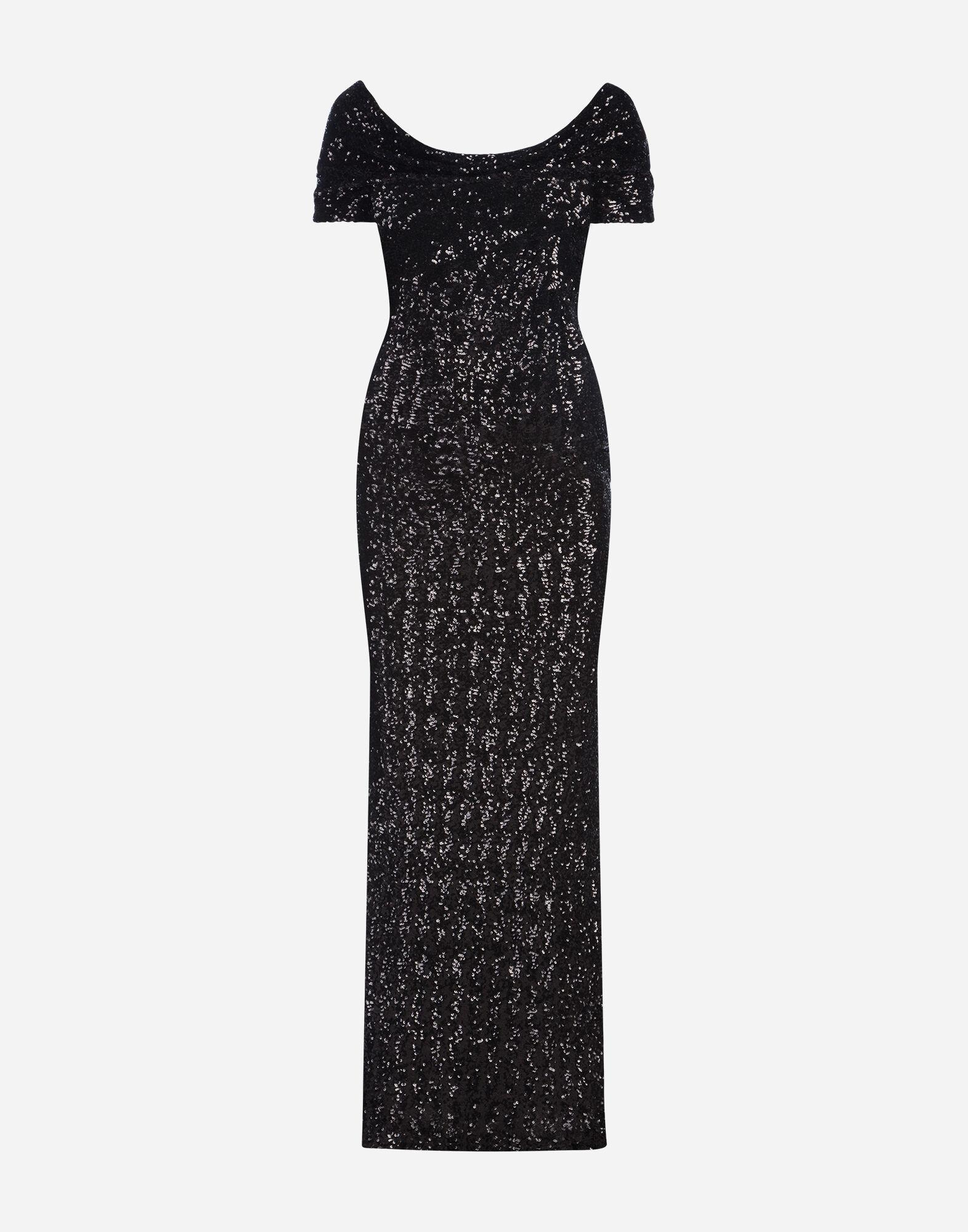 Sequined dress 4