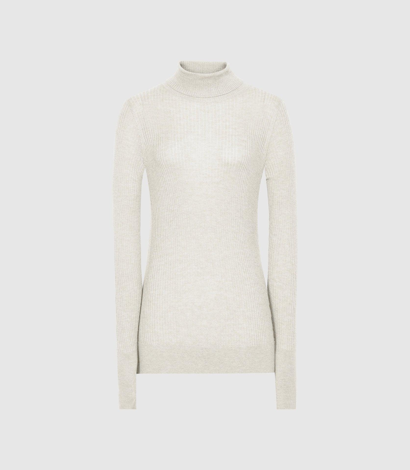 SOPHIE - KNITTED ROLL NECK 3