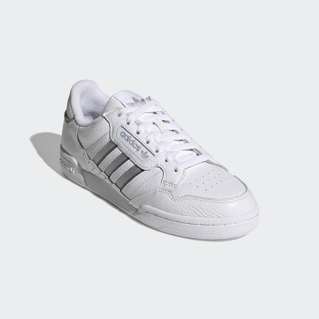 Continental 80 Stripes Shoes White