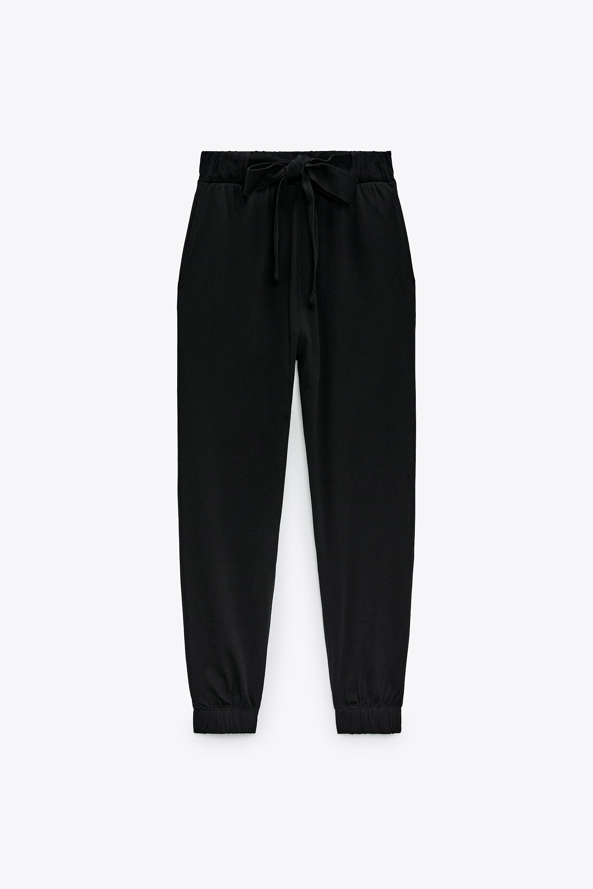 JOGGER PANTS WITH BOW 1