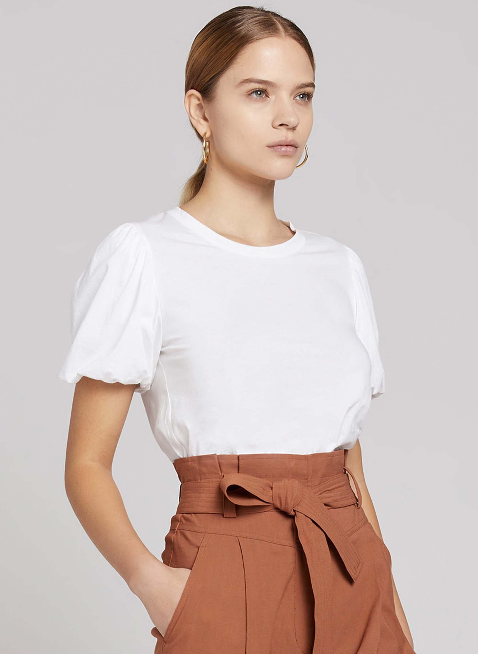 Poole Cotton Jersey Tee