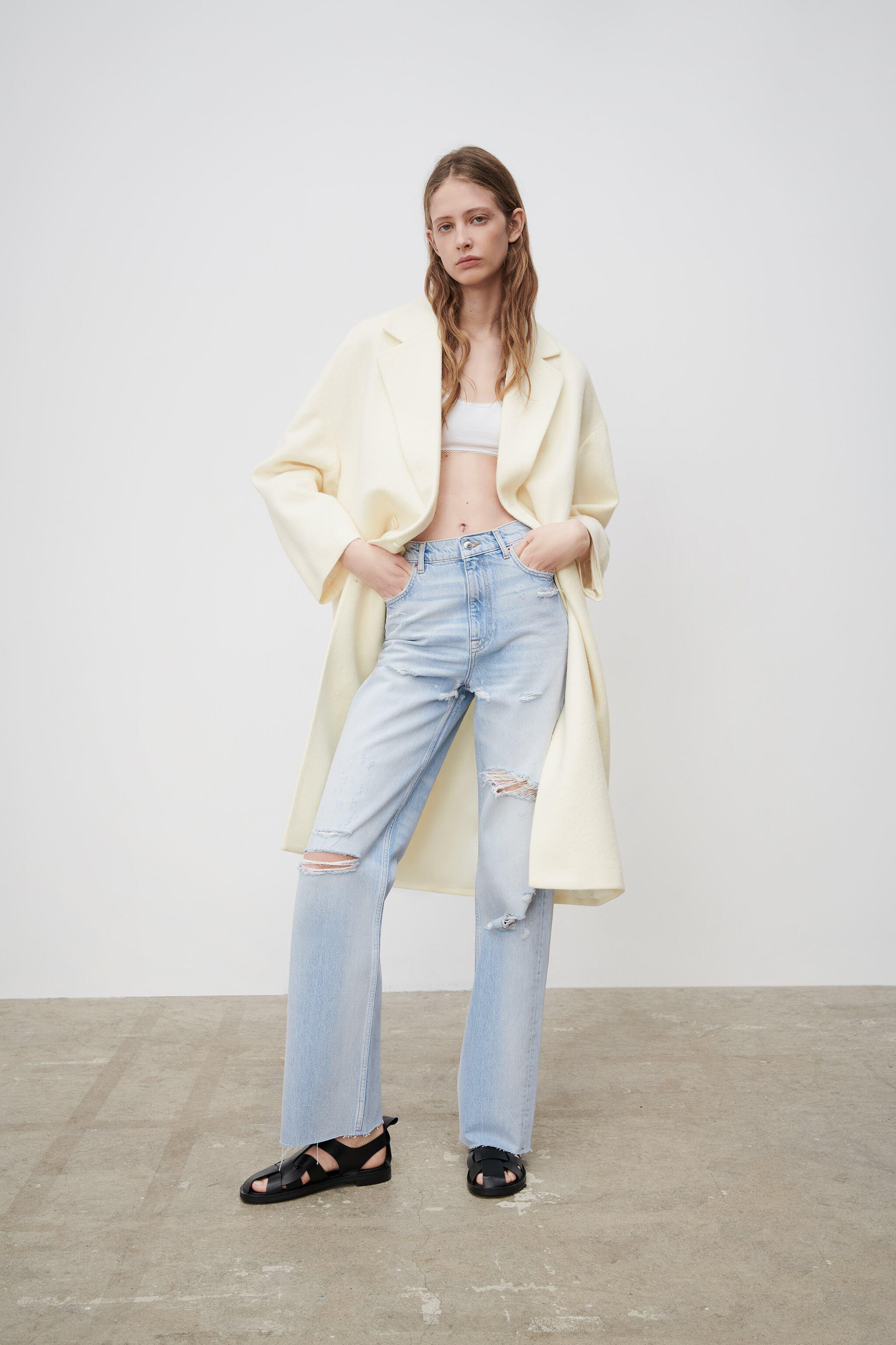 OVERSIZED WOOL COAT LIMITED EDITION 1
