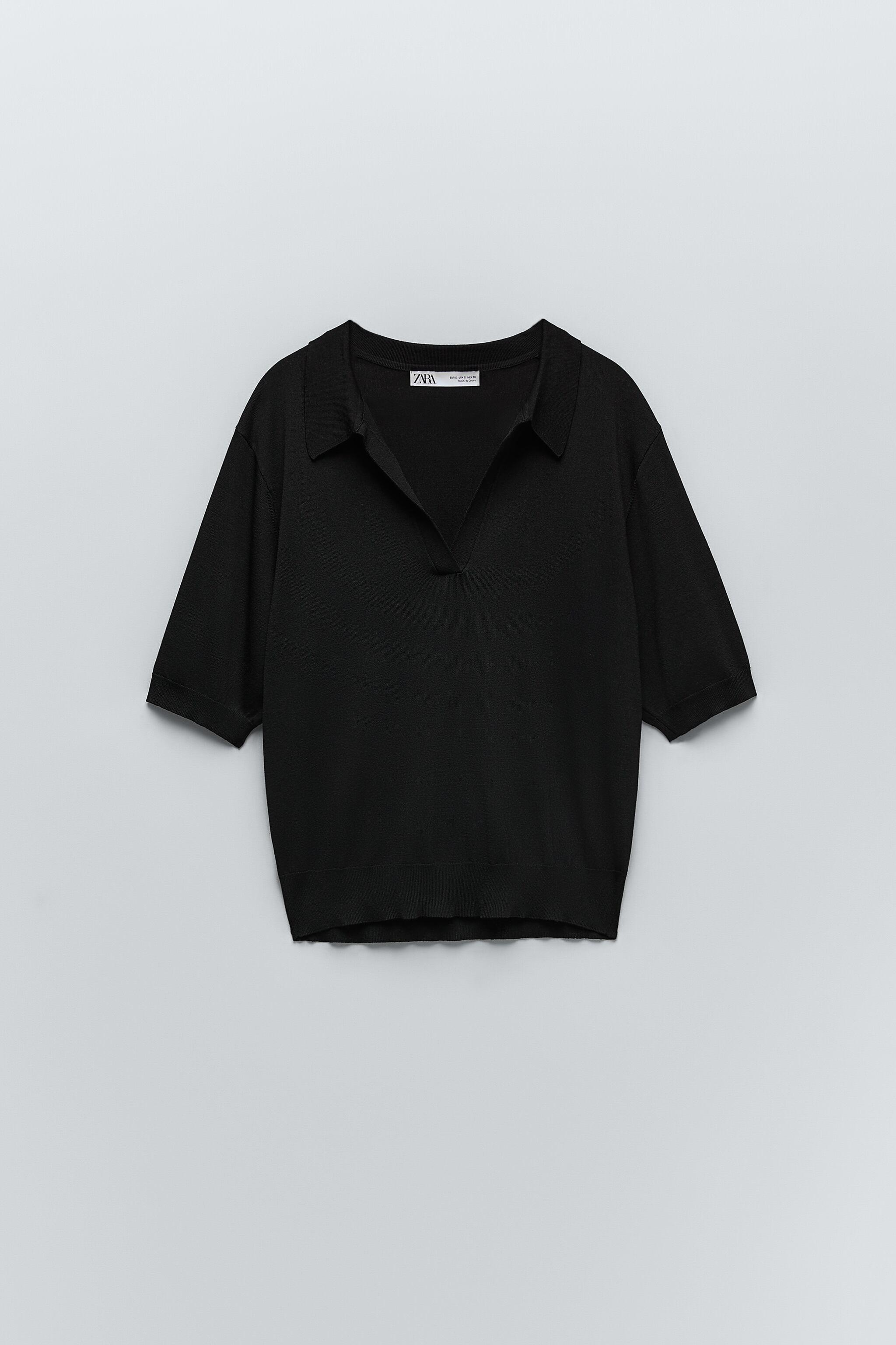 POLO COLLAR KNIT SWEATER 4