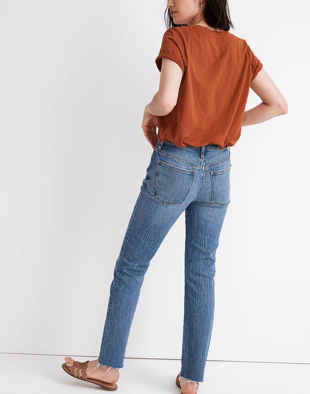 The Mid-Rise Perfect Vintage Jean in Enmore Wash 2