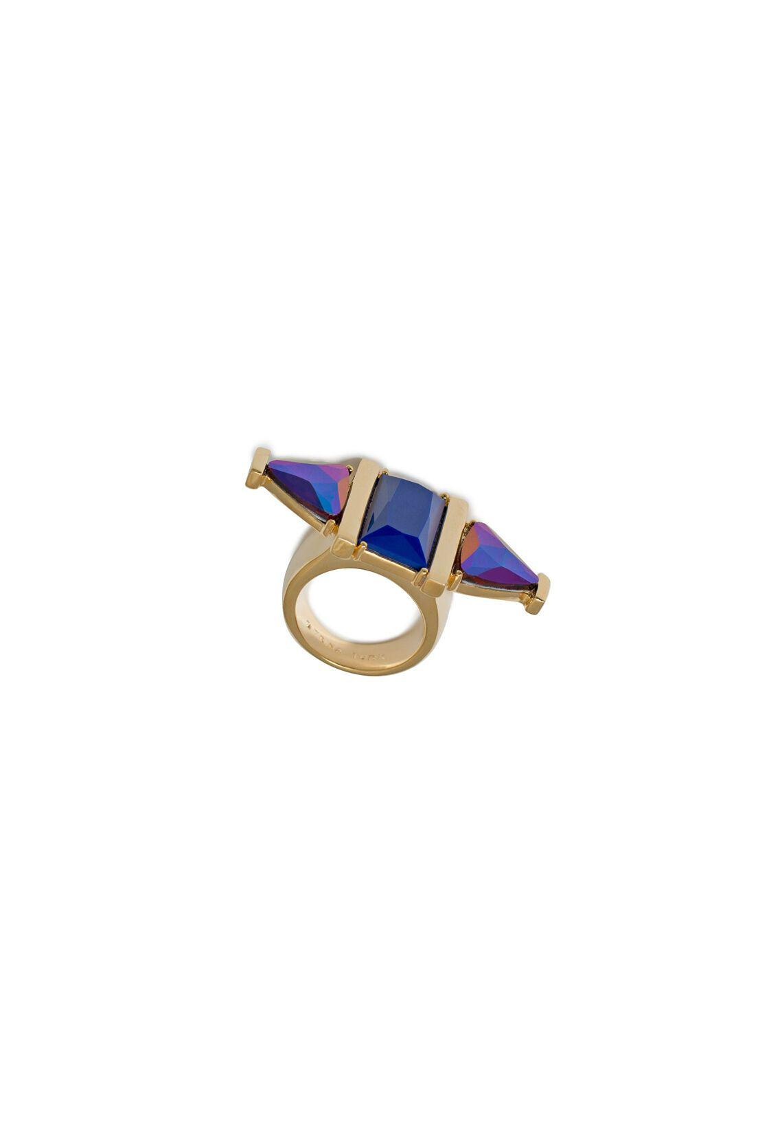 BLUE GROTTO STONE RING